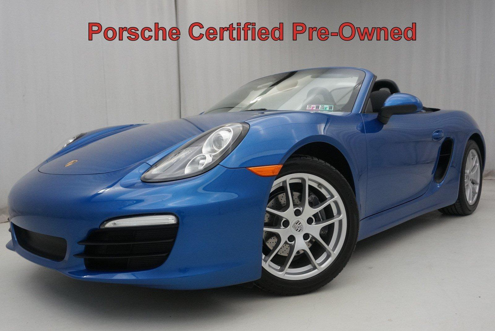 Used 2015 Porsche Boxster  | King of Prussia, PA