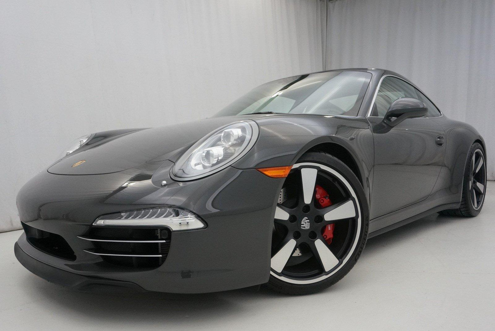 Used 2014 Porsche 911 50th Anniversary Edition | King of Prussia, PA