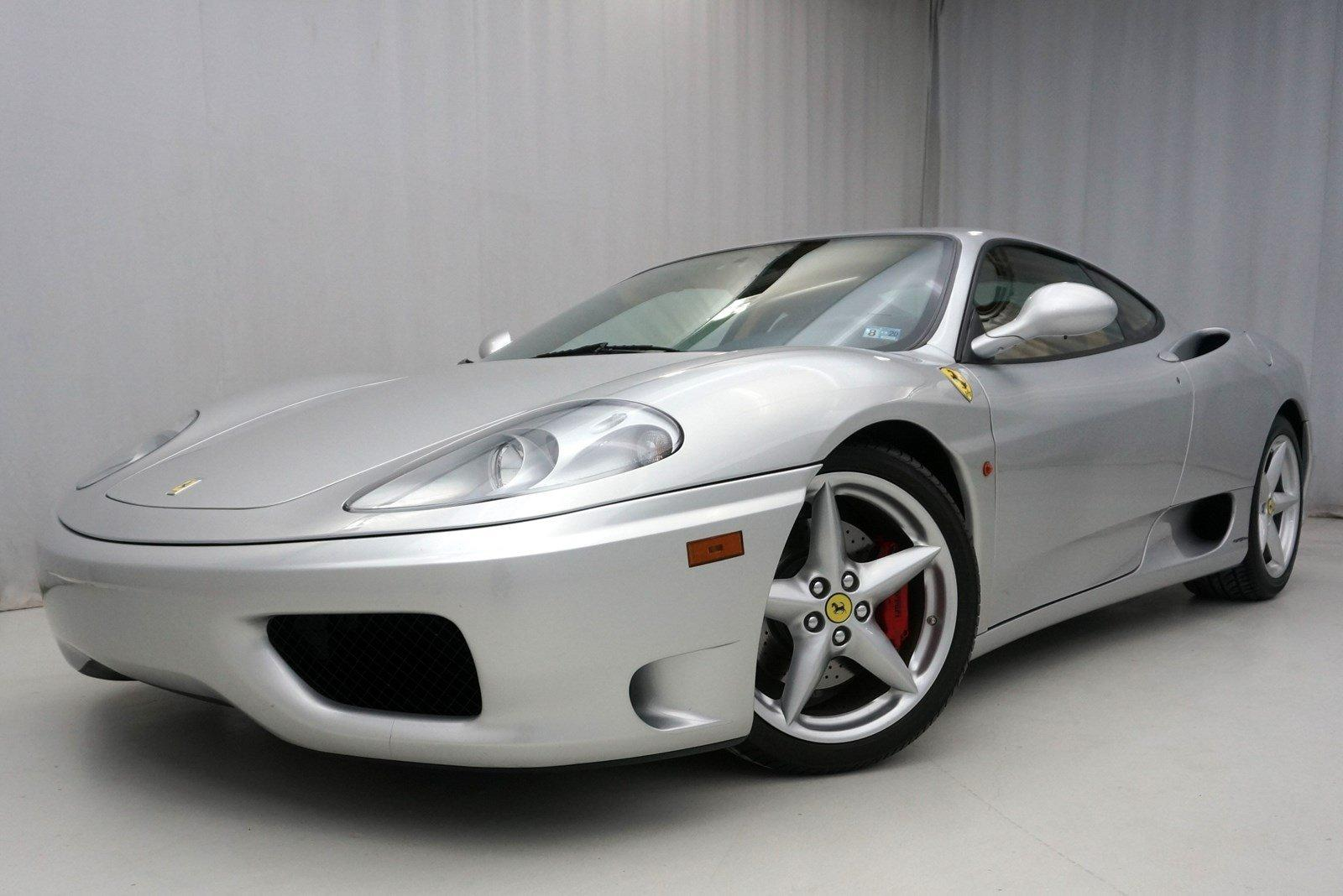 Used 2004 Ferrari 360 Modena | King of Prussia, PA