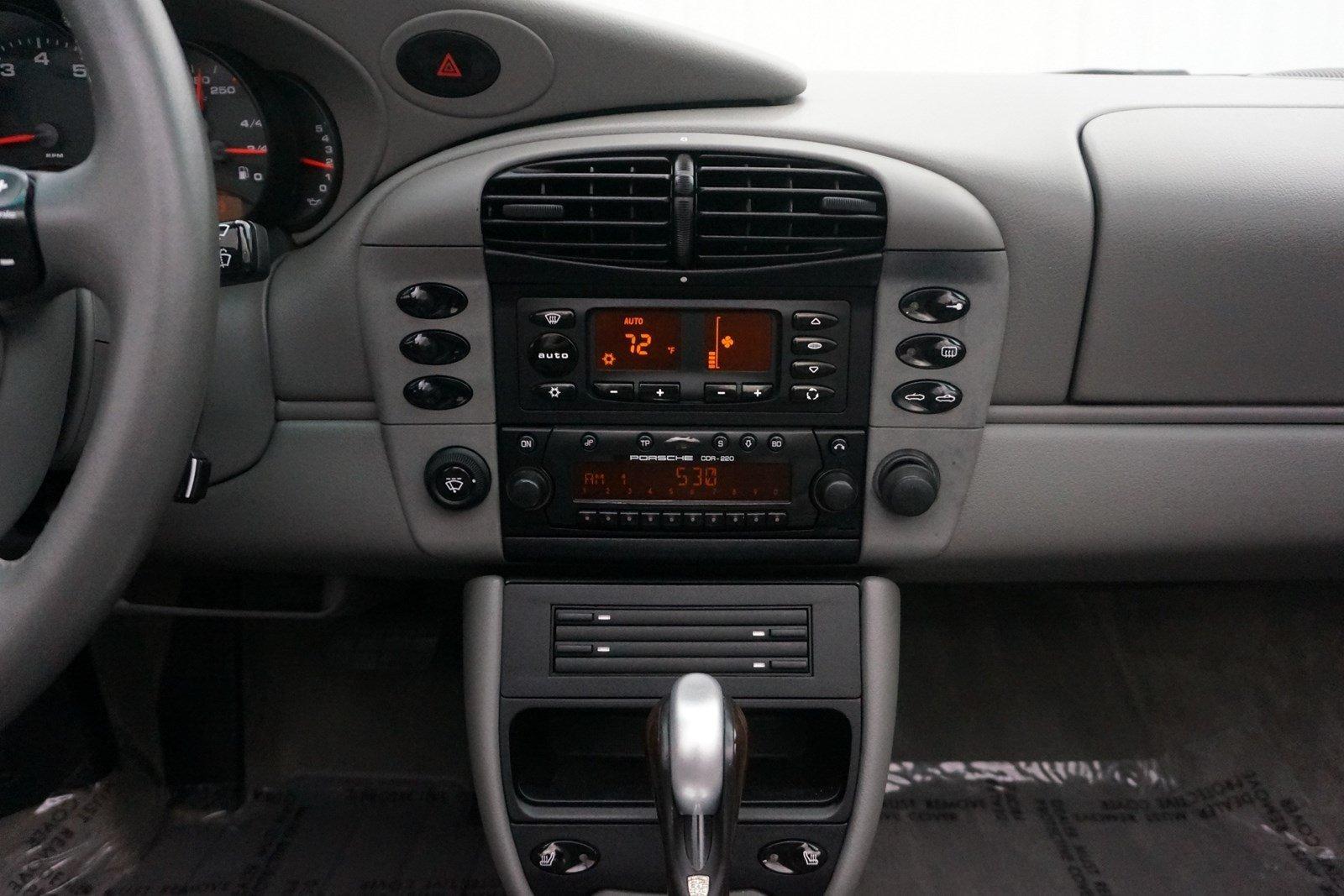 Used-2000-Porsche-911-Carrera