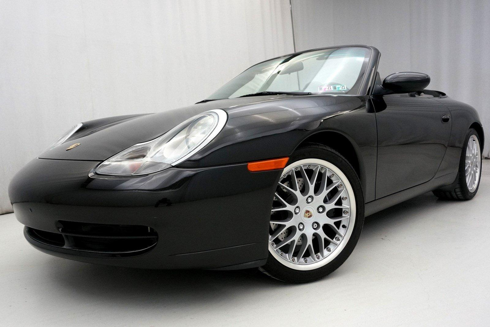 Used 2000 Porsche 911 Carrera  | King of Prussia, PA