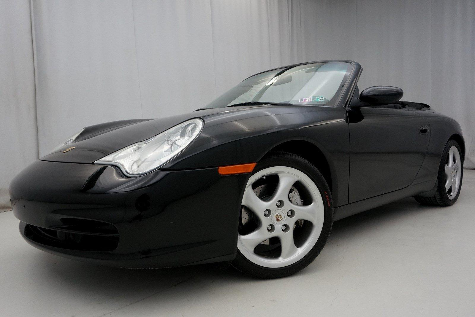 Used 2002 Porsche 911 Carrera 4 Cabriolet | King of Prussia, PA