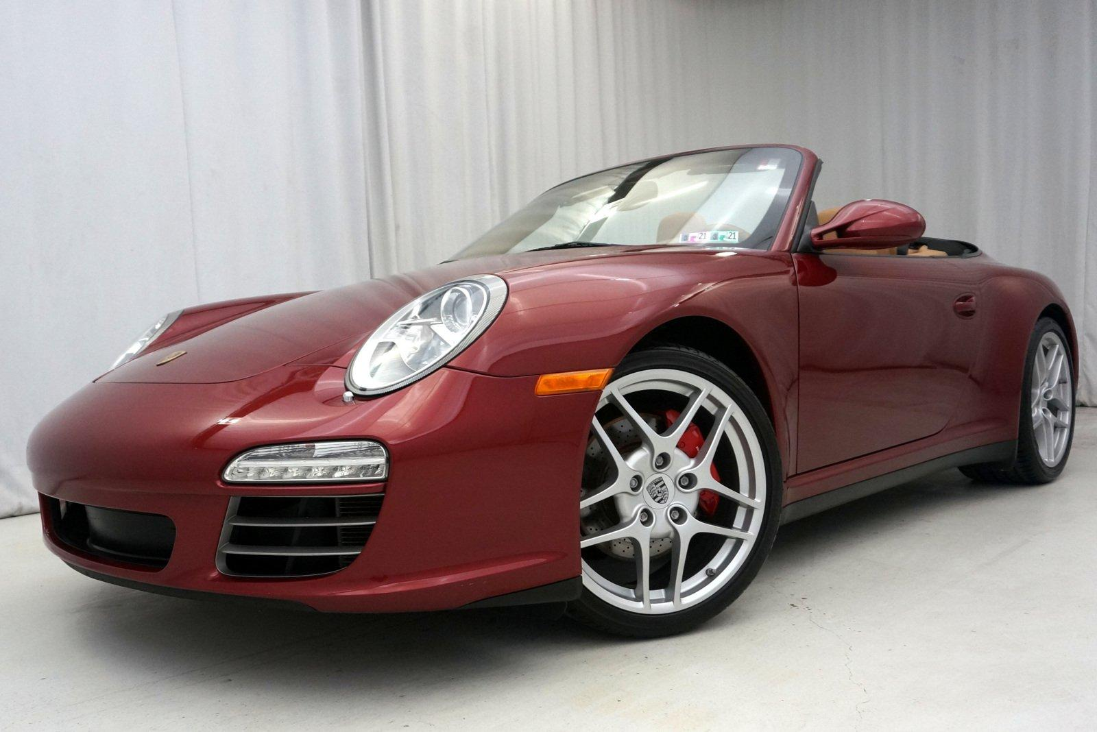 Used 2009 Porsche 911 Carrera 4S | King of Prussia, PA
