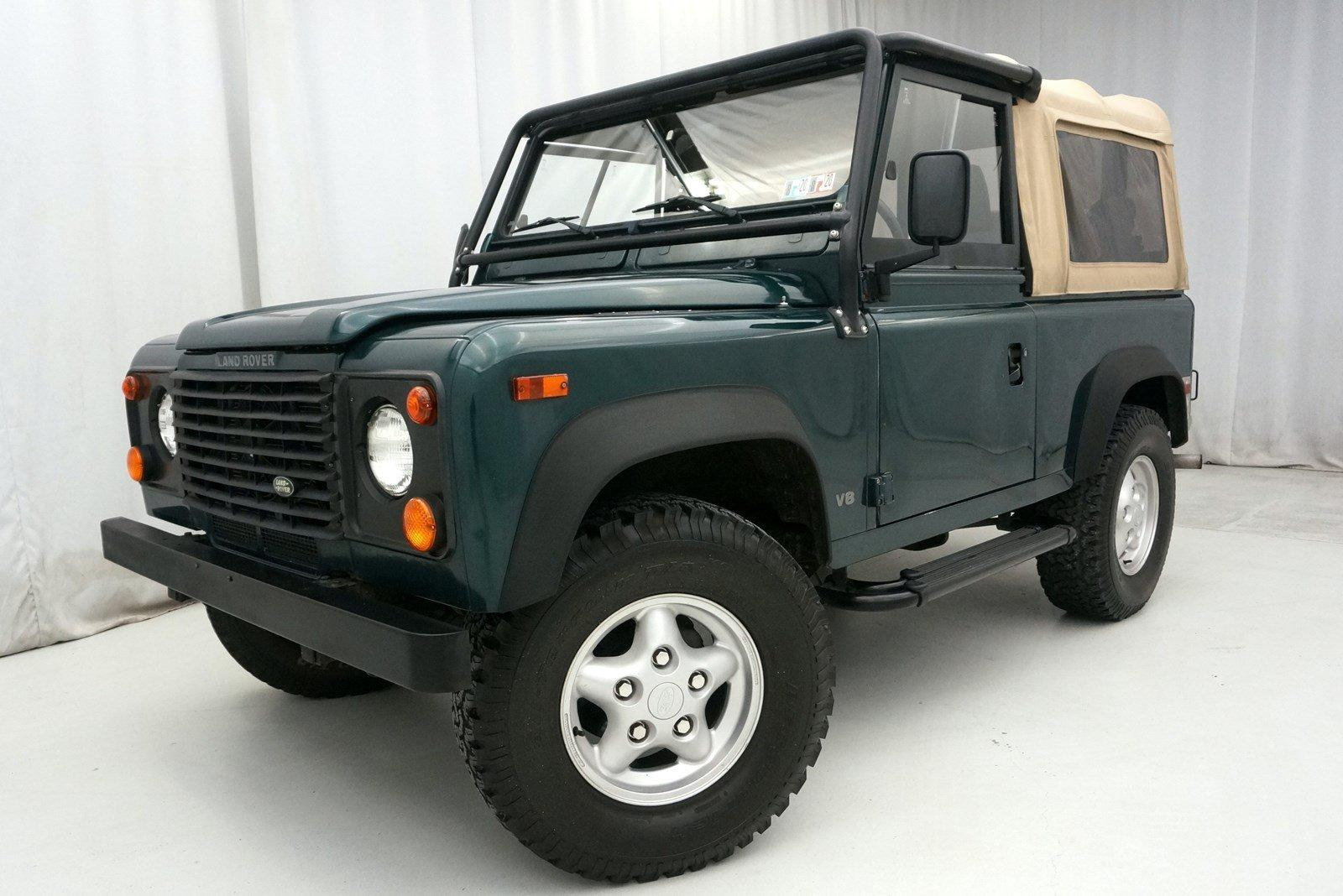 Used 1997 Land Rover Defender 90  | King of Prussia, PA