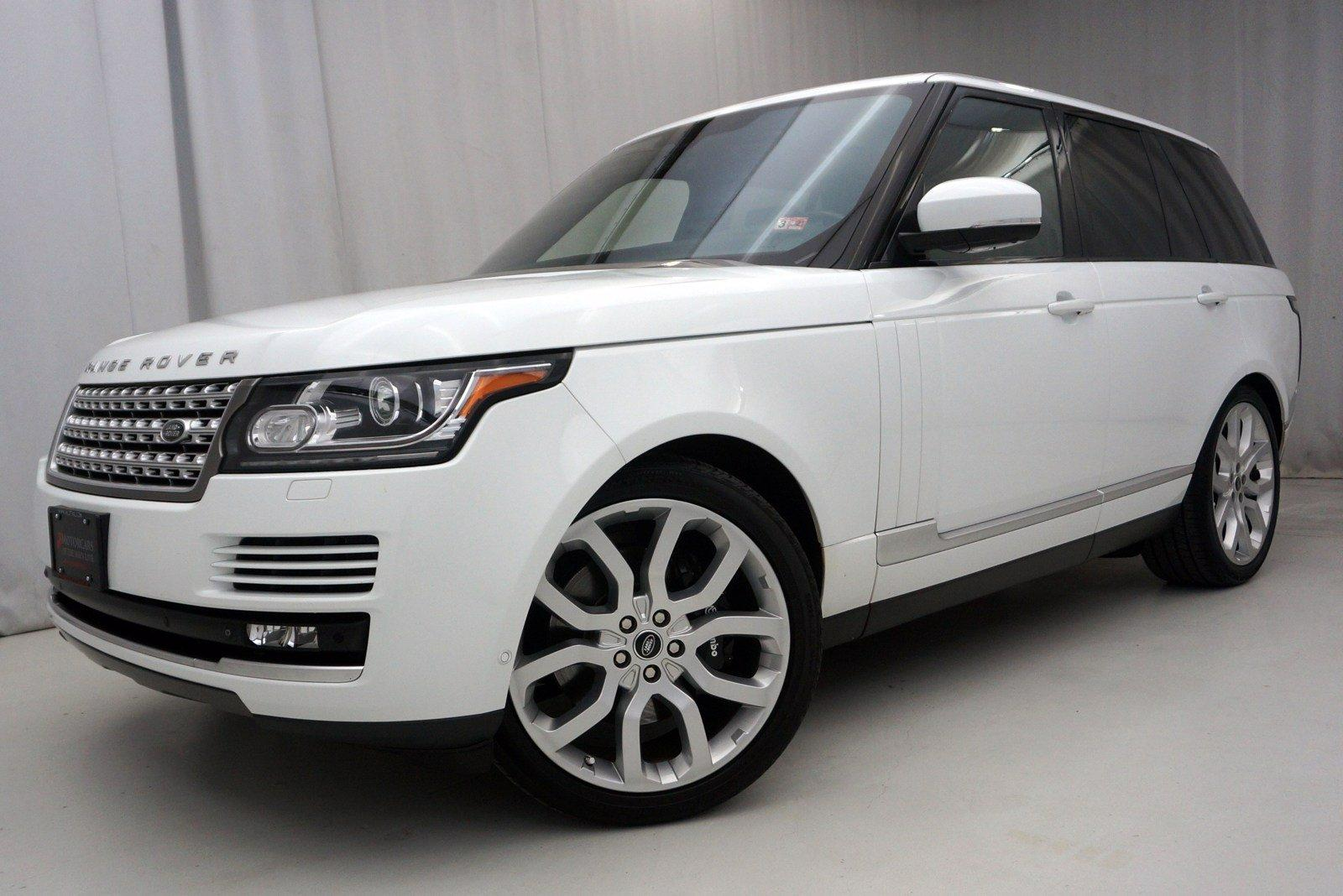 Used 2014 Land Rover Range Rover Supercharged | King of Prussia, PA