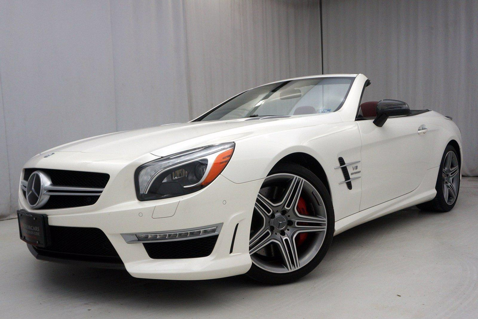 Used 2013 Mercedes-Benz SL63 AMG Performance Package SL63 AMG | King of Prussia, PA