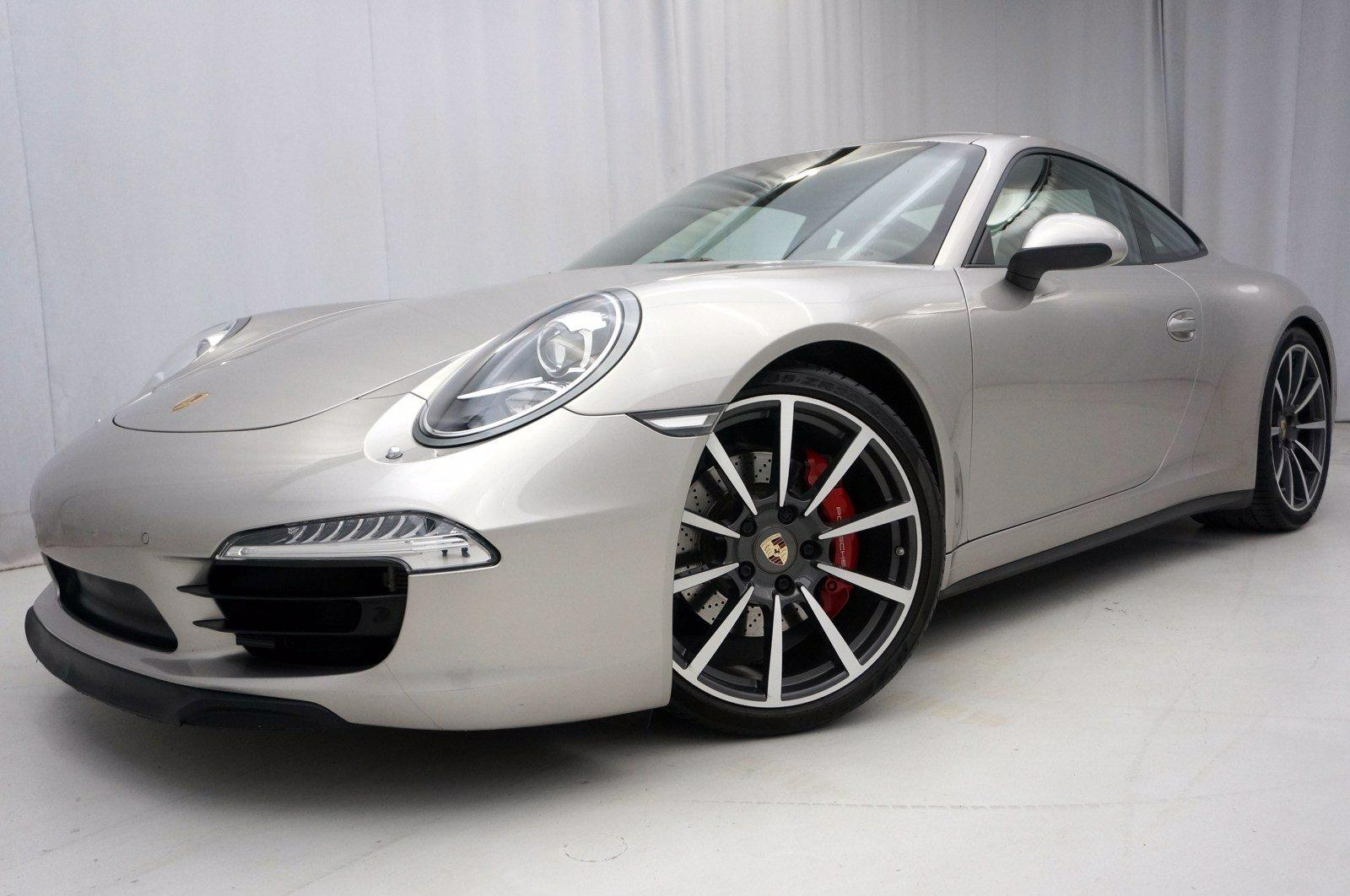Used 2013 Porsche 911 Carrera 4S | King of Prussia, PA
