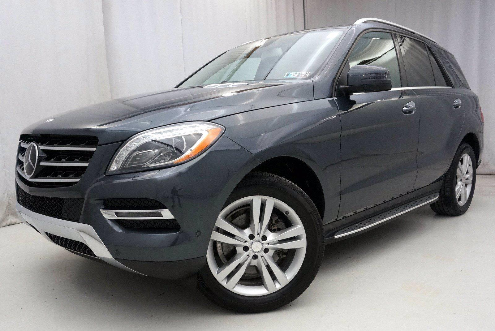 Used 2013 Mercedes-Benz ML350 4MATIC ML 350 | King of Prussia, PA