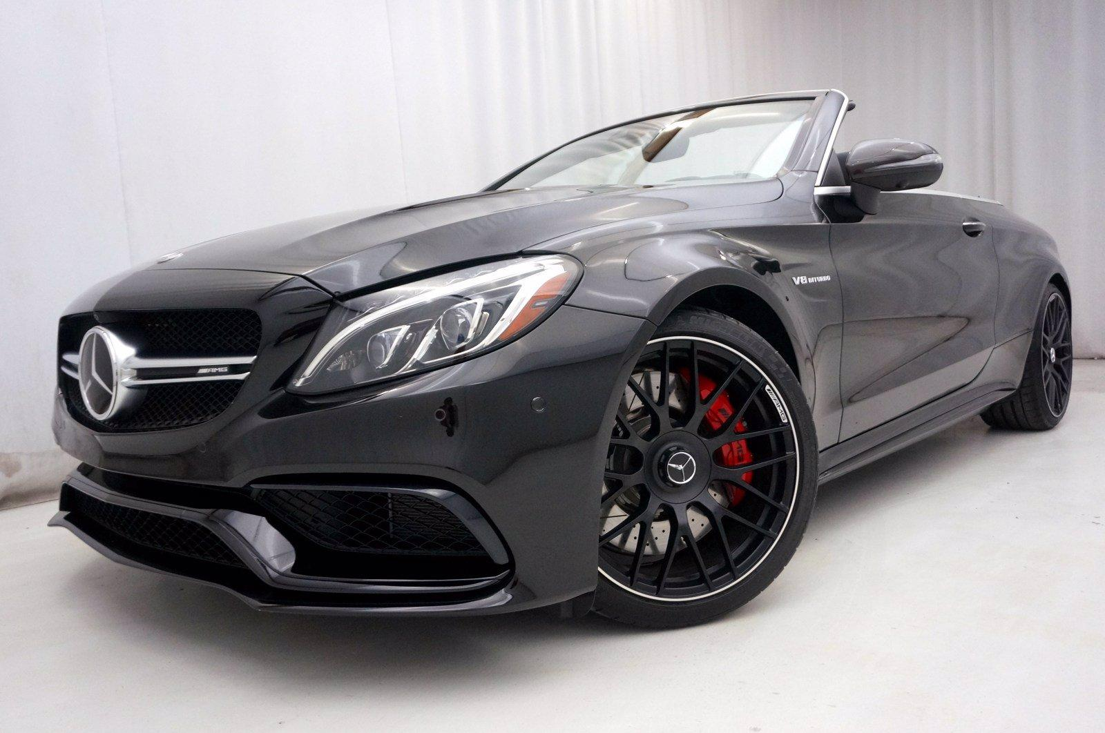 Used 2018 Mercedes-Benz C63-S AMG AMG C 63 S | King of Prussia, PA