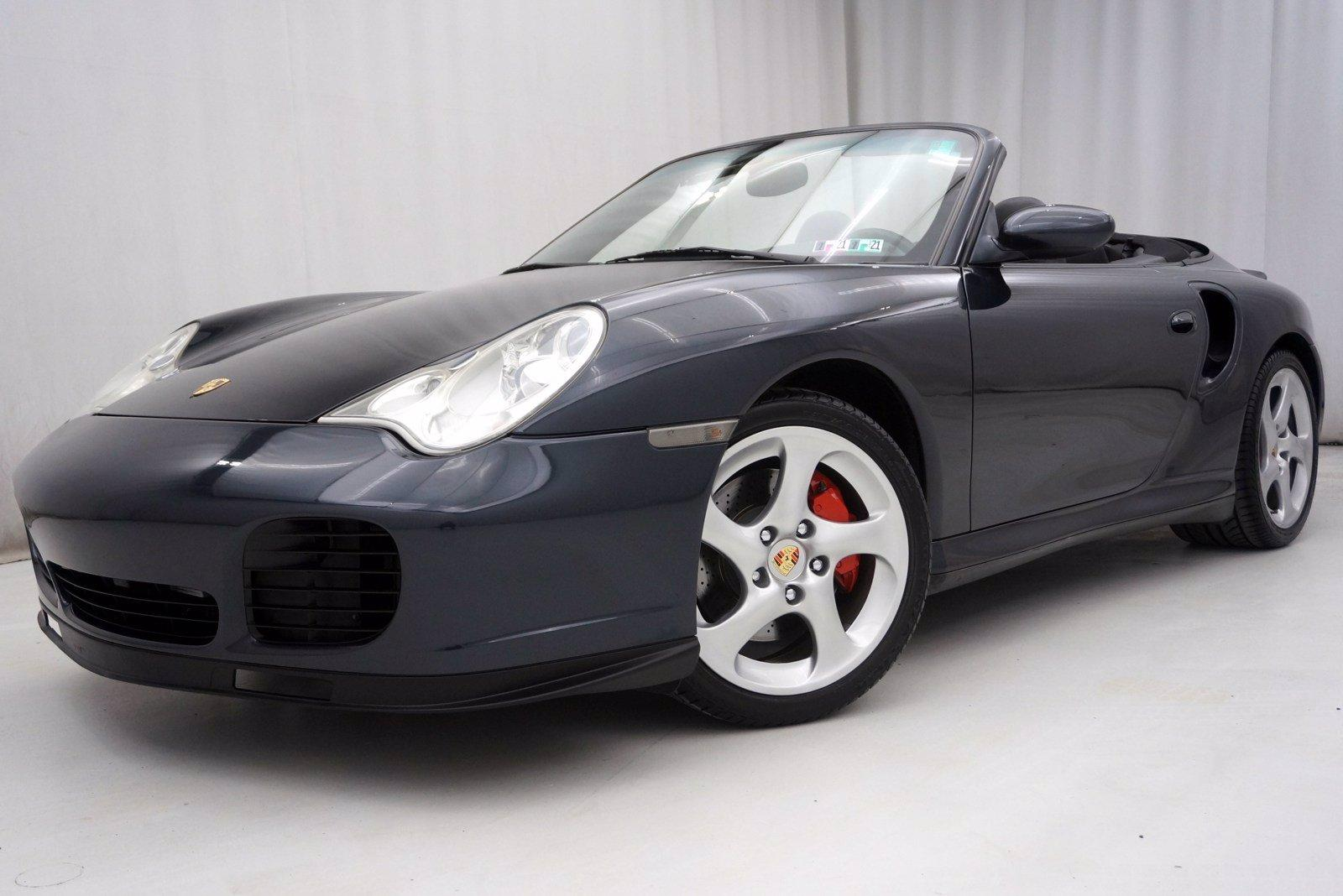 Used 2004 Porsche 911 Turbo X-50 Powerkit | King of Prussia, PA