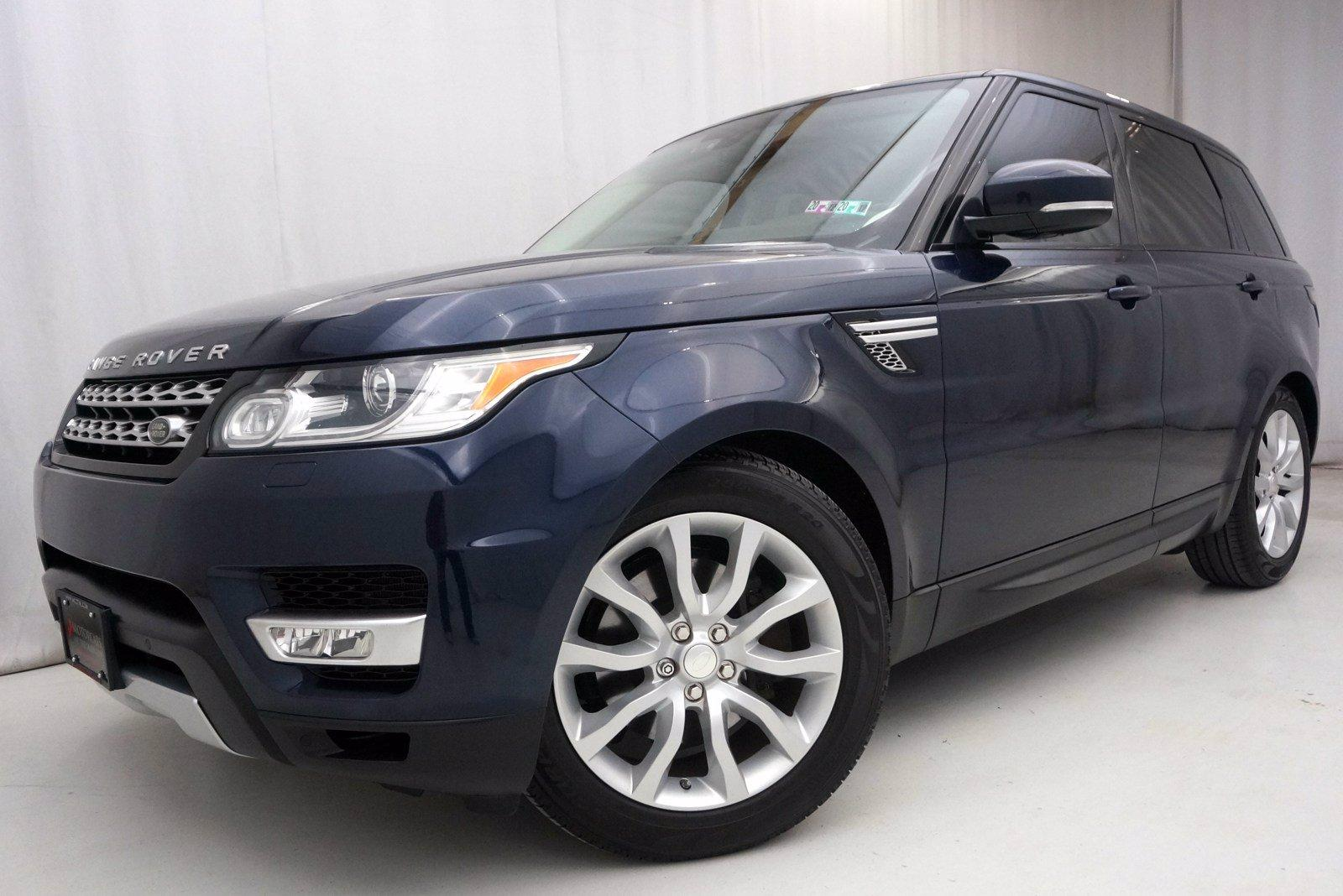 Used 2014 Land Rover Range Rover Sport HSE | King of Prussia, PA