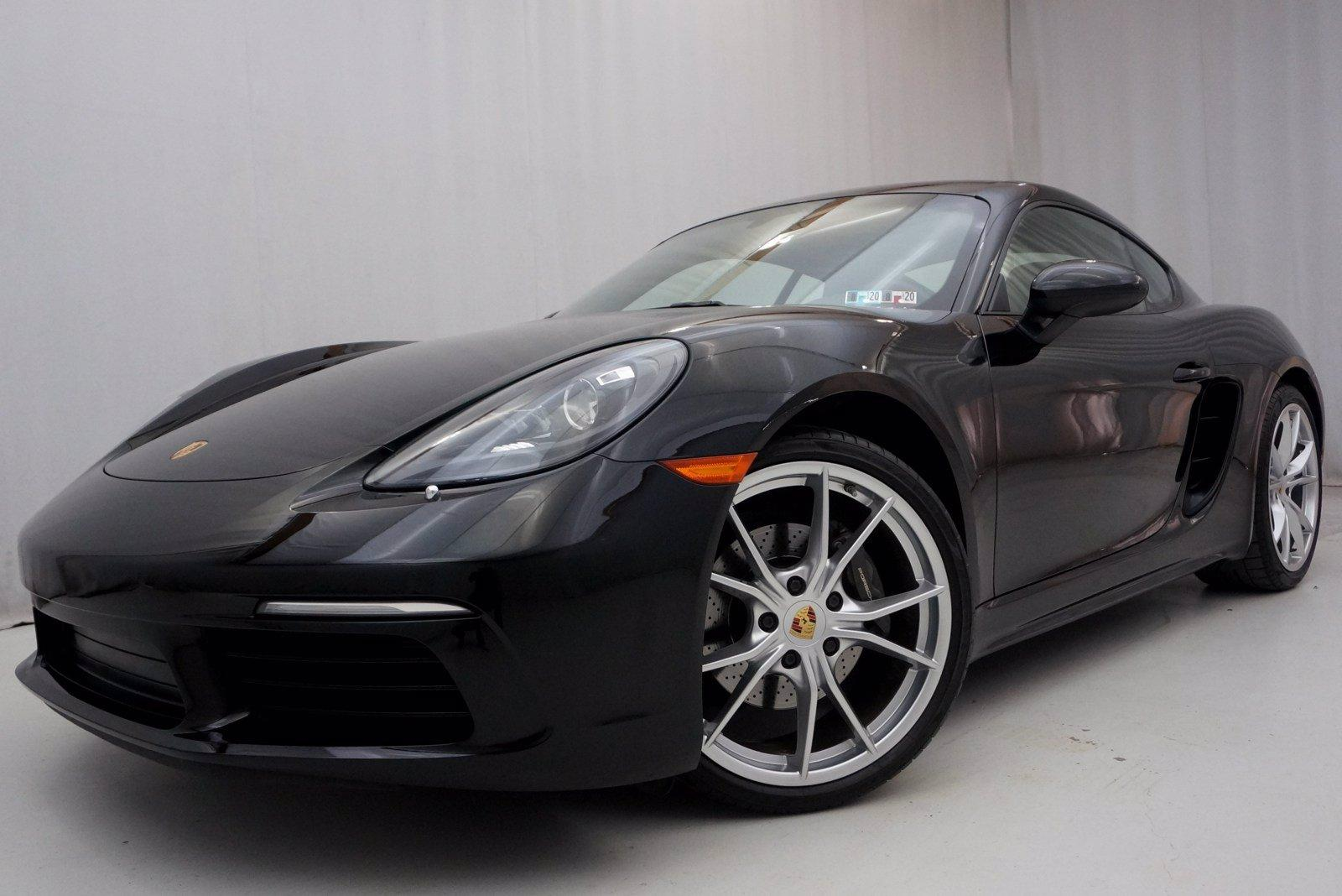 Used 2017 Porsche 718 Cayman  | King of Prussia, PA