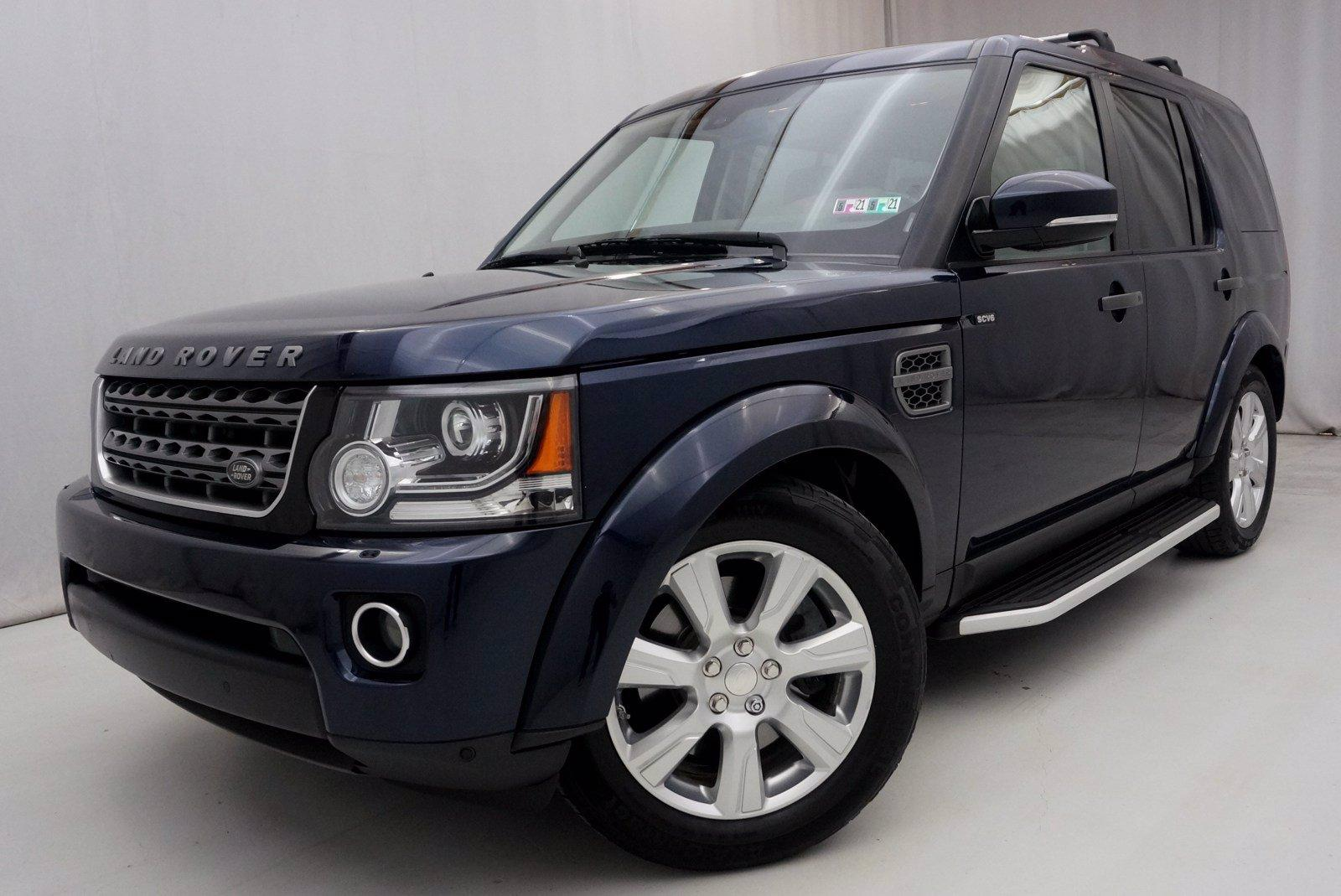 Used 2015 Land Rover LR4 HSE   King of Prussia, PA