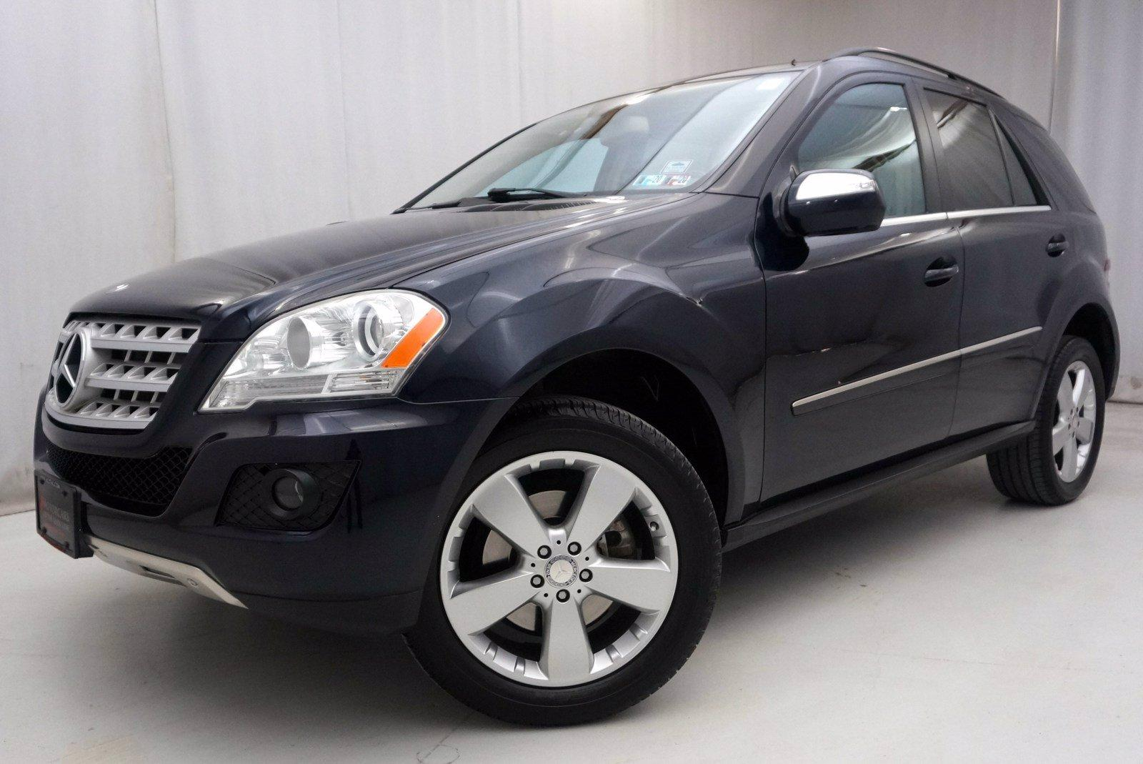 Used 2010 Mercedes-Benz ML350 4MATIC  | King of Prussia, PA