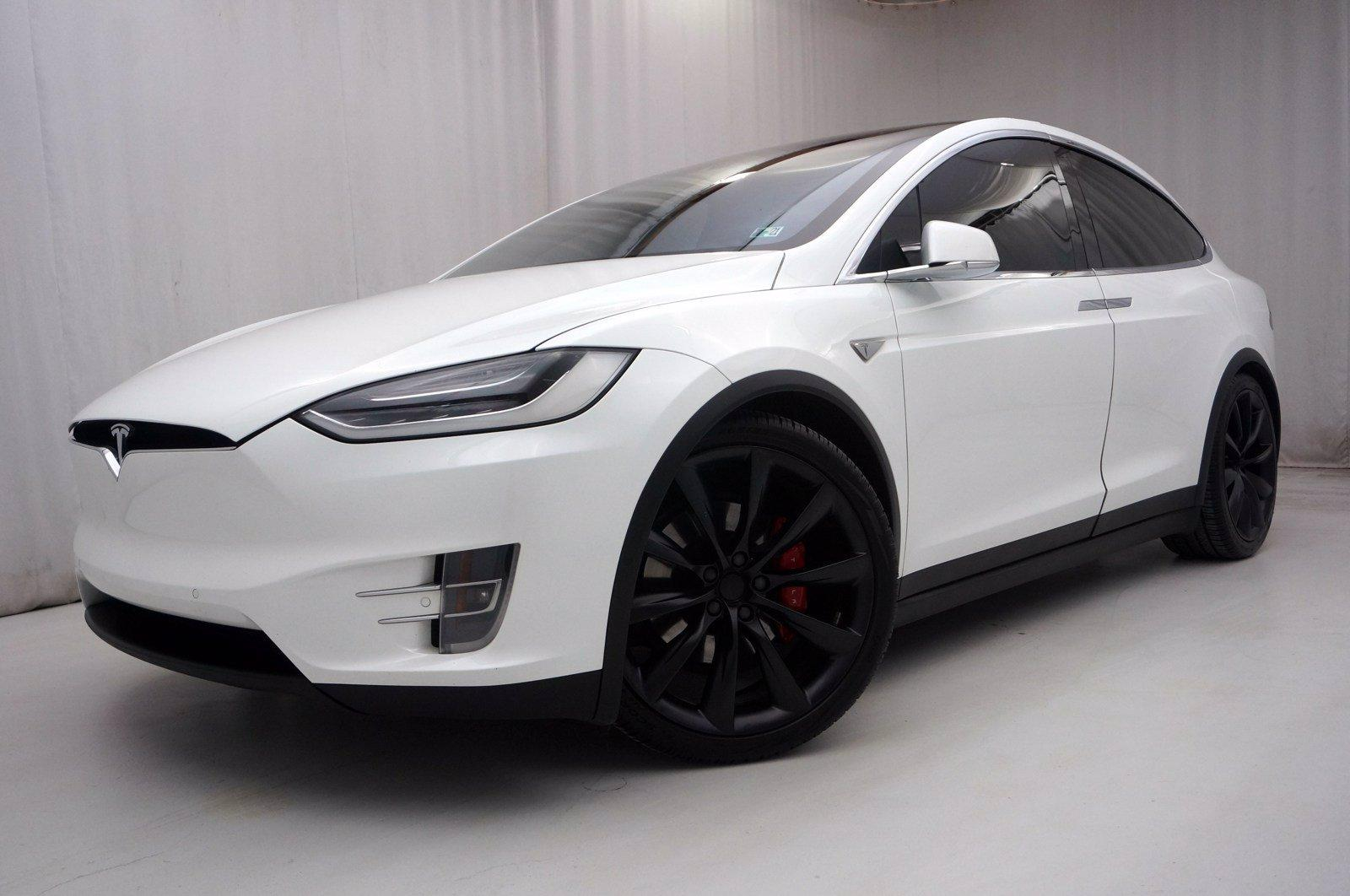 Used 2016 Tesla Model X P90D | King of Prussia, PA