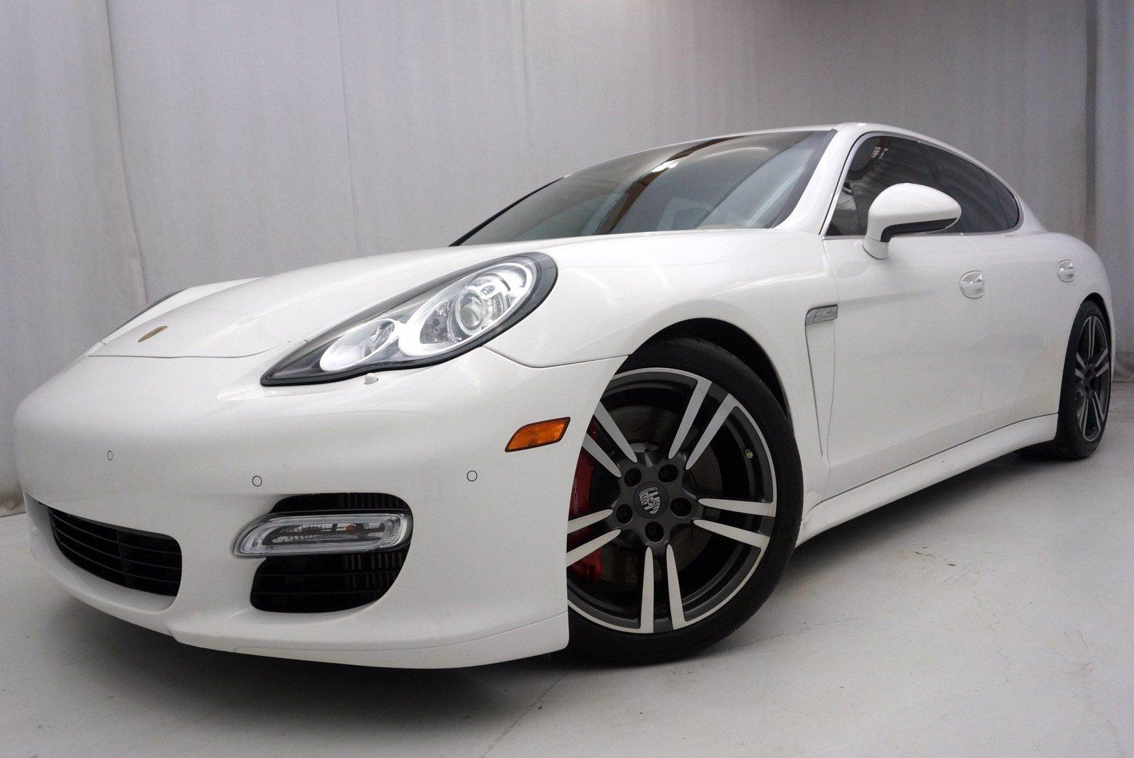 Used 2012 Porsche Panamera Turbo | King of Prussia, PA