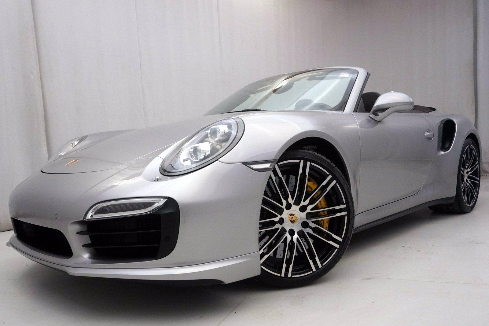 Used 2015 Porsche 911 Turbo S | King of Prussia, PA