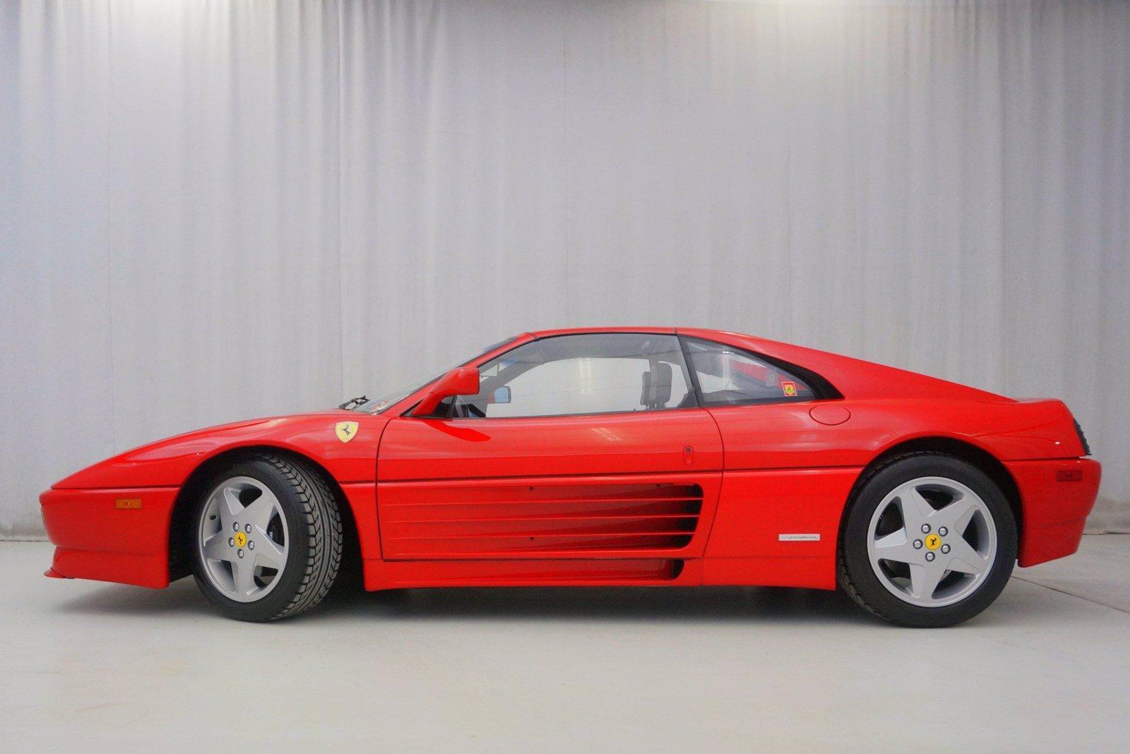 Used-1994-Ferrari-348ts-Speciale