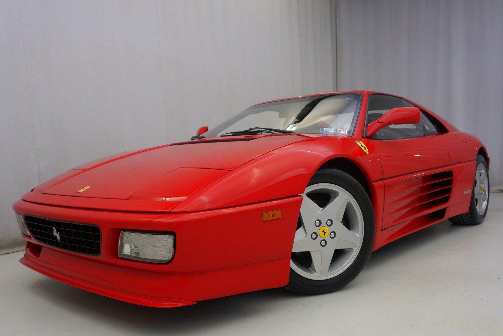Used 1994 Ferrari 348ts Speciale  | King of Prussia, PA