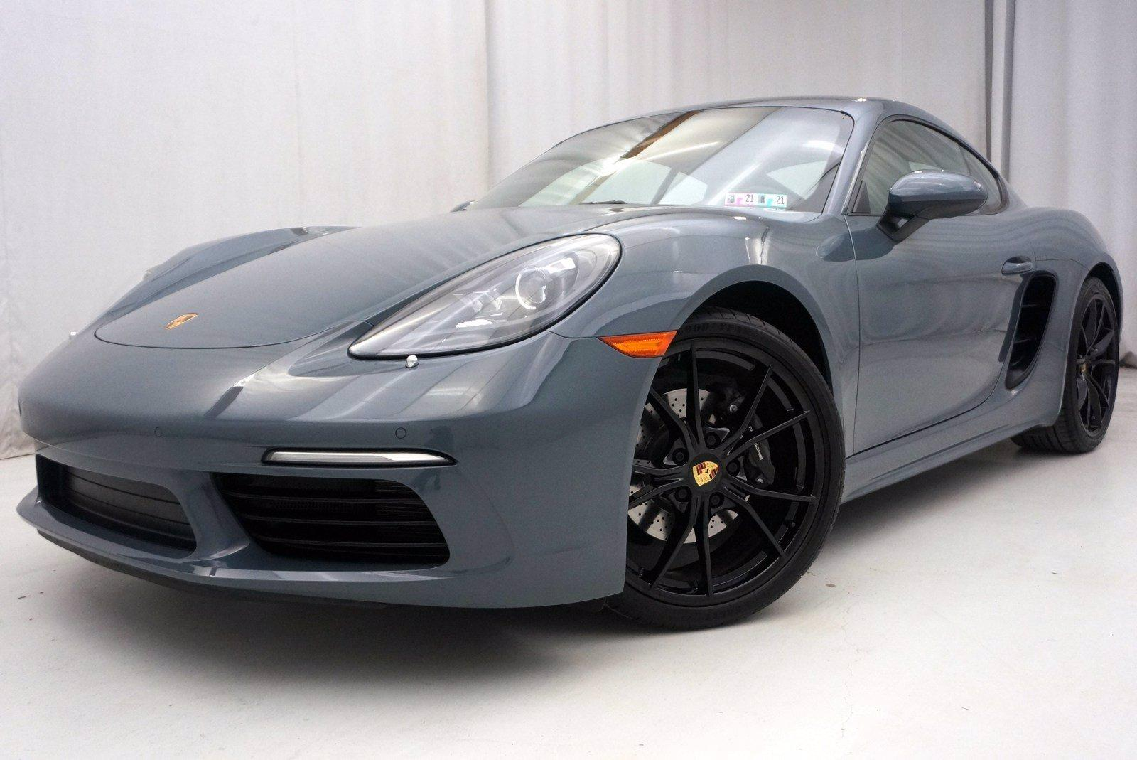 Used 2017 Porsche 718 Cayman    King of Prussia, PA