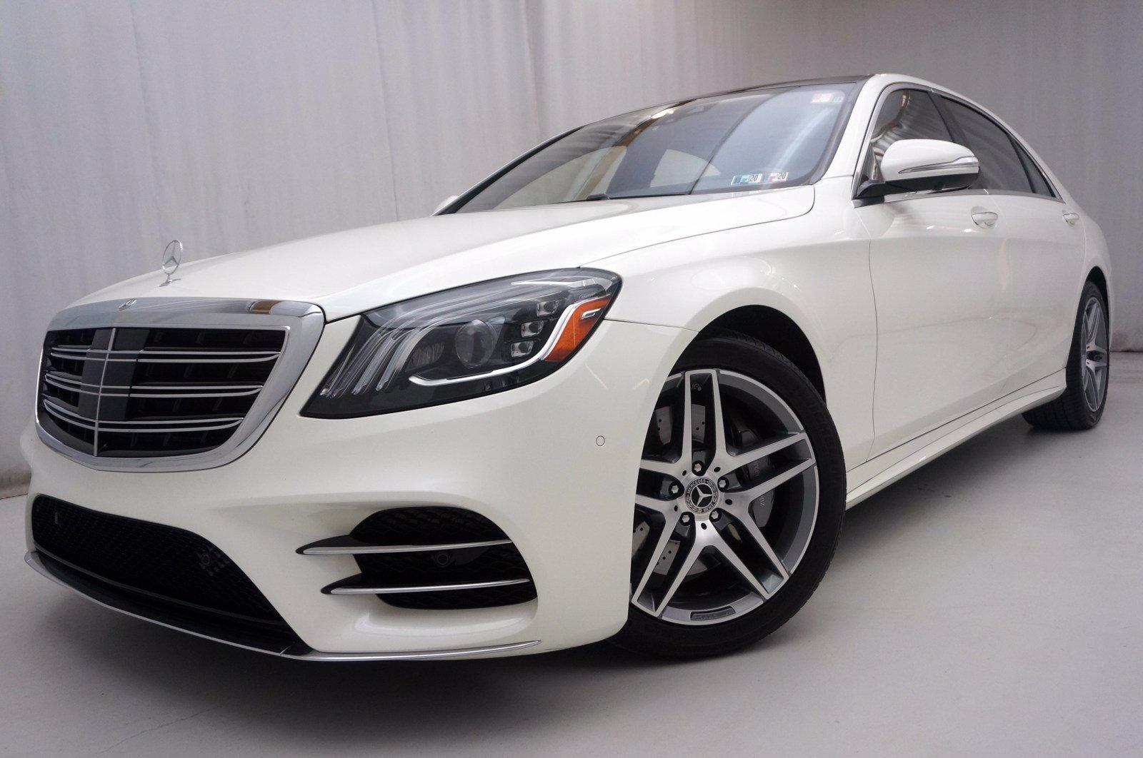 Used 2020 Mercedes-Benz S560 4MATIC S 560 | King of Prussia, PA