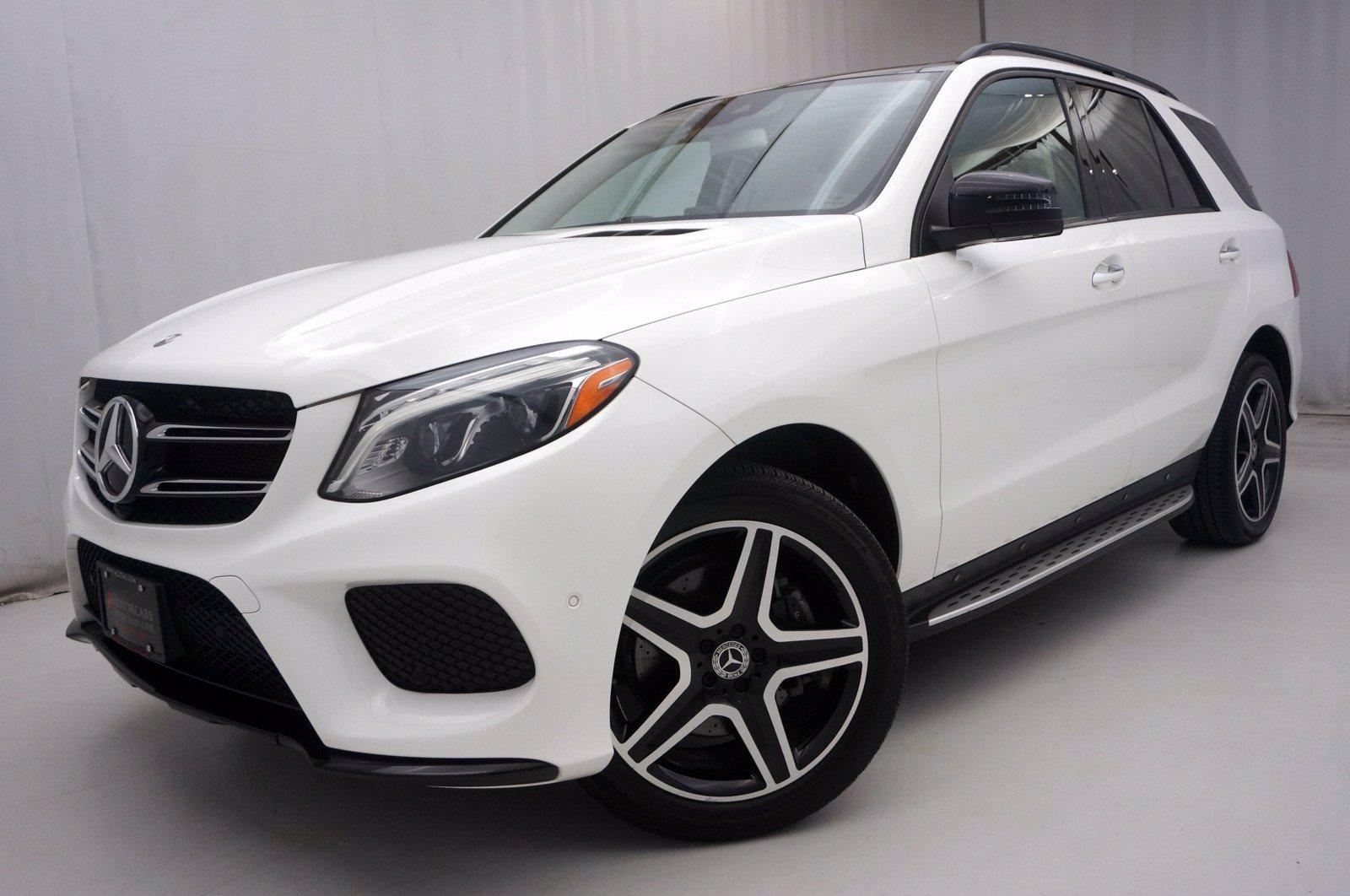 Used 2018 Mercedes-Benz GLE350 4MATIC AMG SPORT GLE350 | King of Prussia, PA