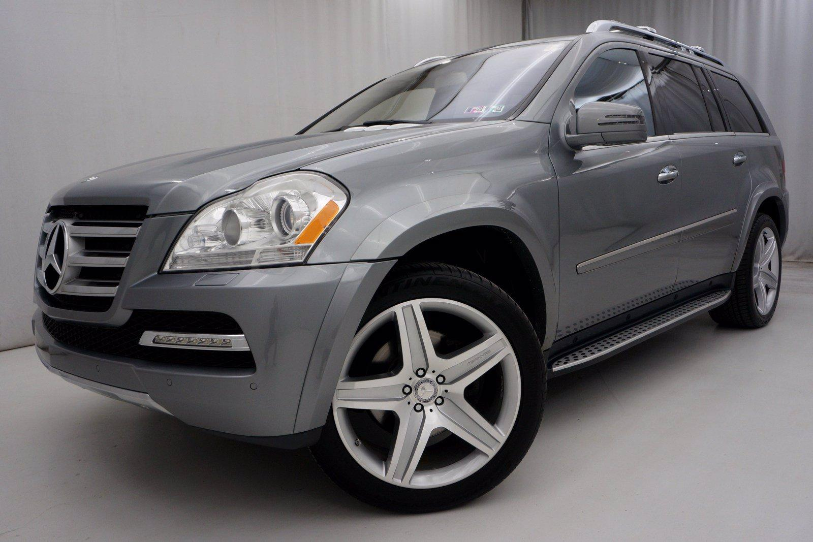 Used 2012 Mercedes-Benz GL550 GL 550   King of Prussia, PA