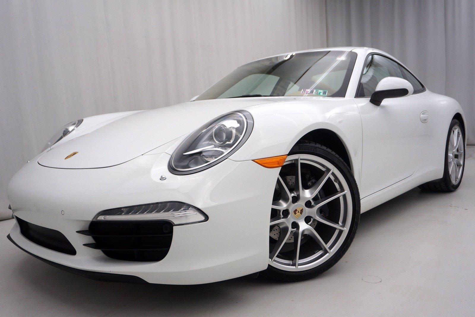 Used 2014 Porsche 911 Carrera | King of Prussia, PA