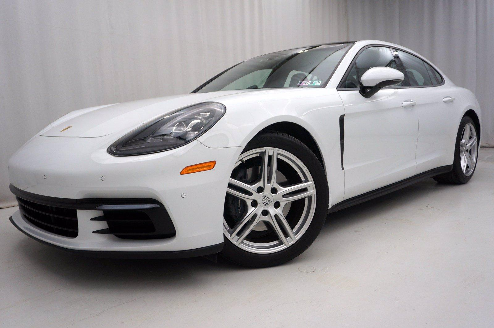 Used 2018 Porsche Panamera 4 | King of Prussia, PA