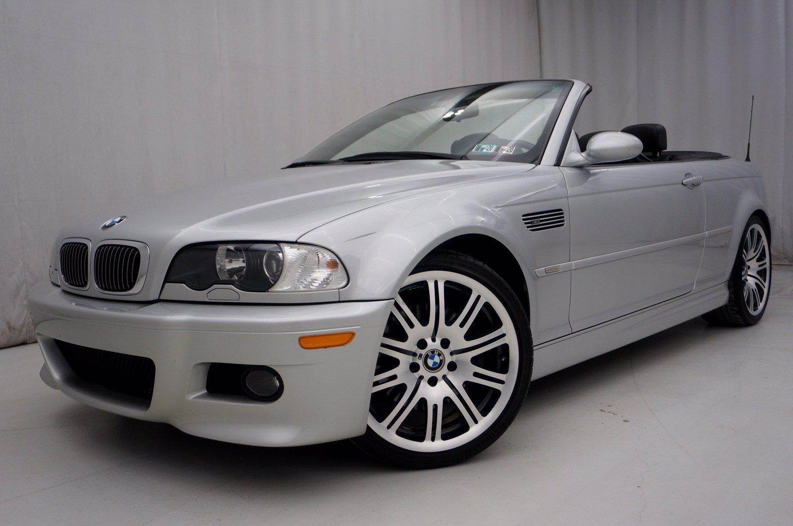 Used 2004 BMW M3 Convertible 6-Speed Manual  | King of Prussia, PA