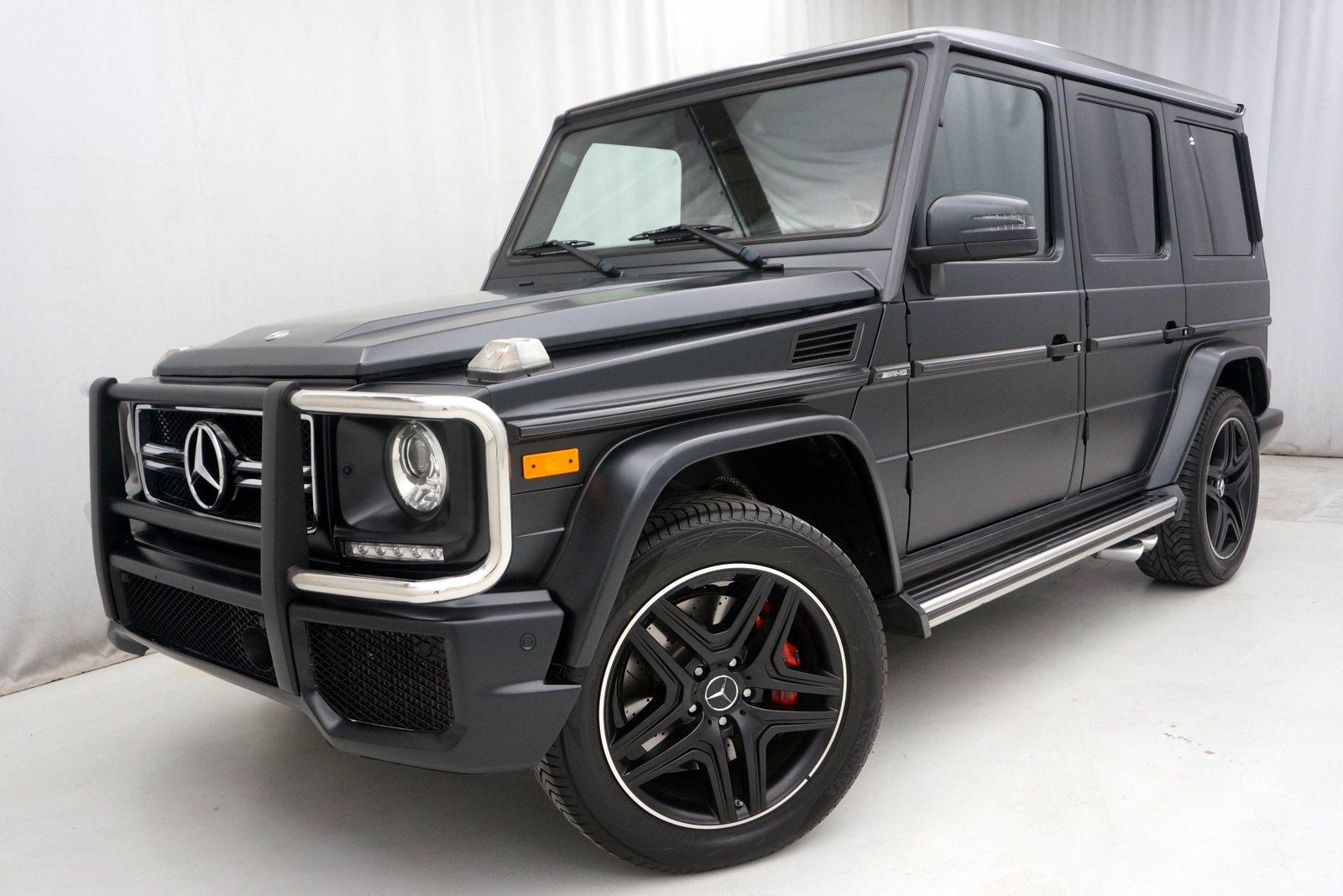 Used 2018 Mercedes-Benz G63 AMG AMG G 63   King of Prussia, PA