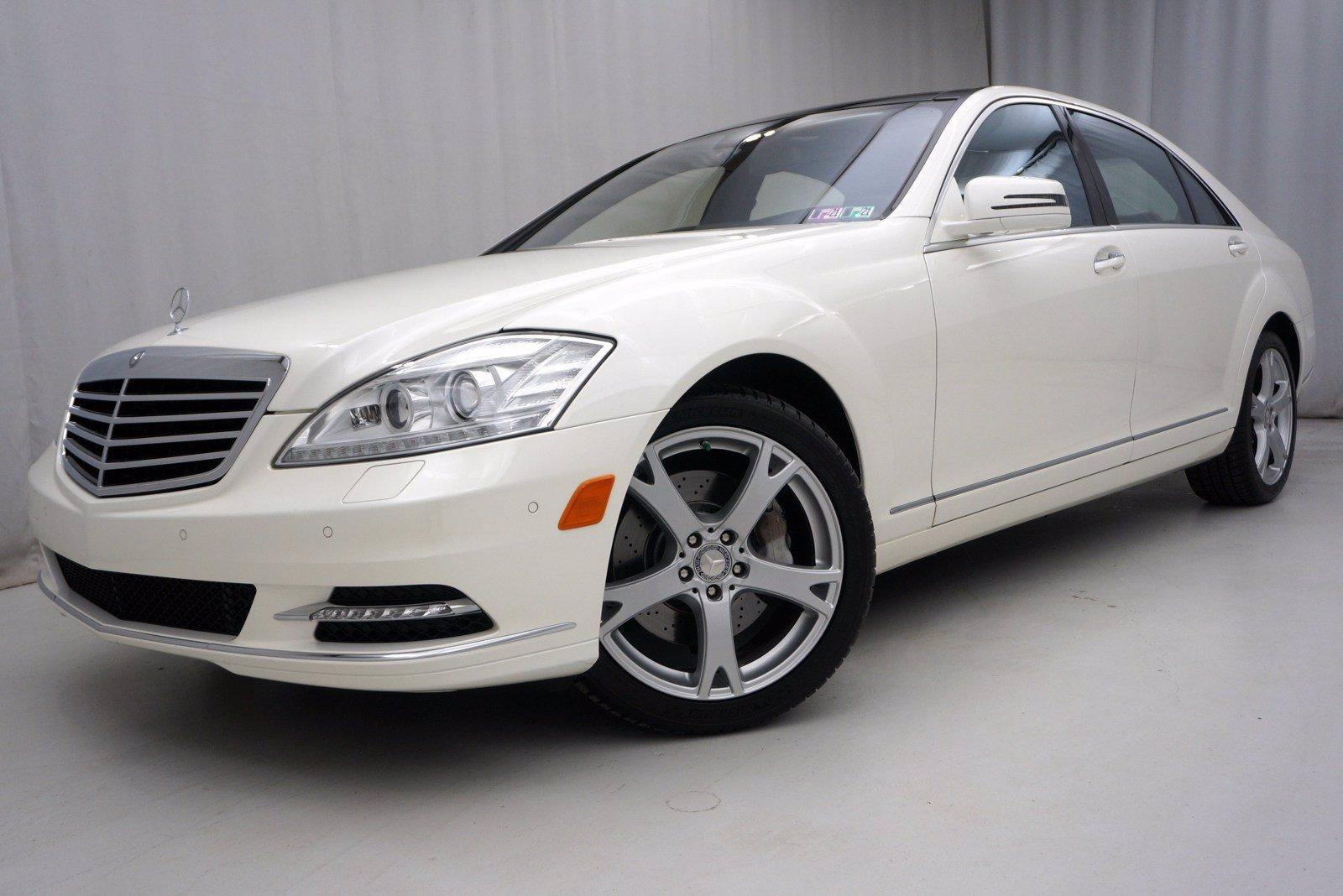 Used 2011 Mercedes-Benz S550 4MATIC  | King of Prussia, PA