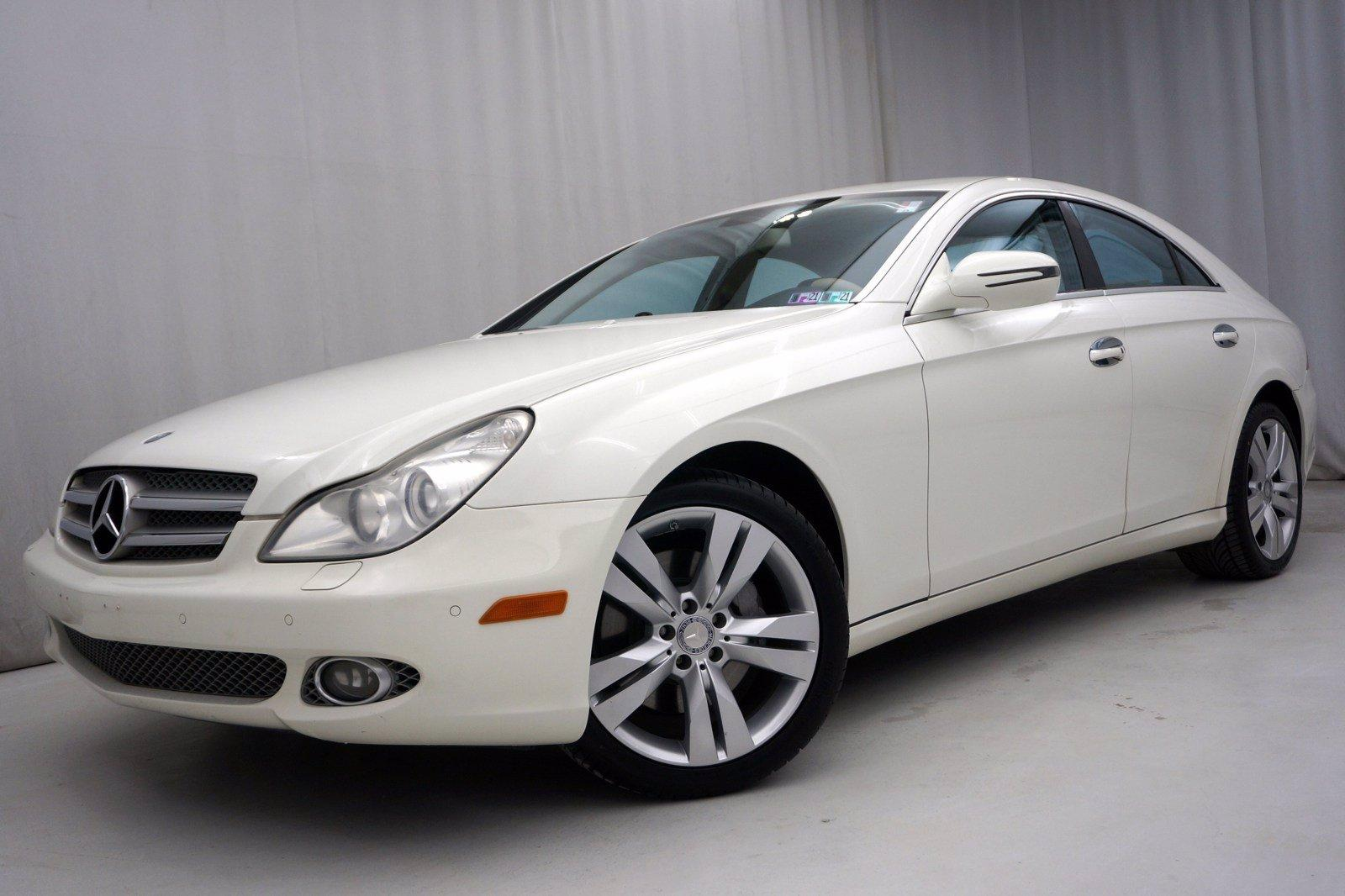 Used 2009 Mercedes-Benz CLS550 5.5L | King of Prussia, PA