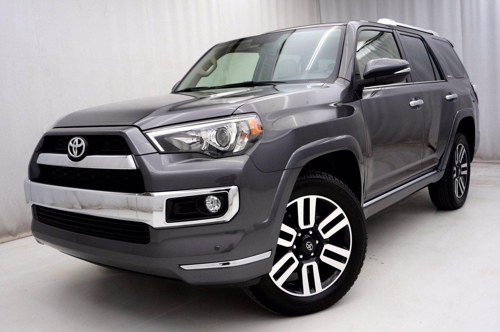 Used 2017 Toyota 4Runner Limited   King of Prussia, PA