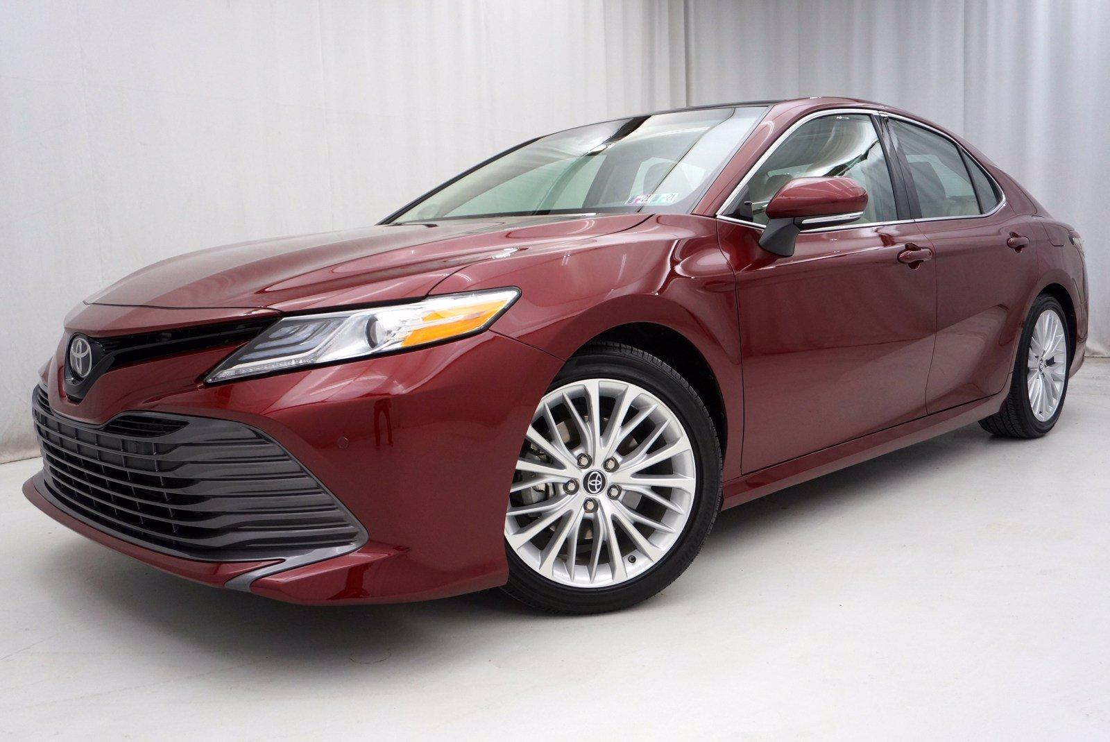Used 2018 Toyota Camry XLE | King of Prussia, PA
