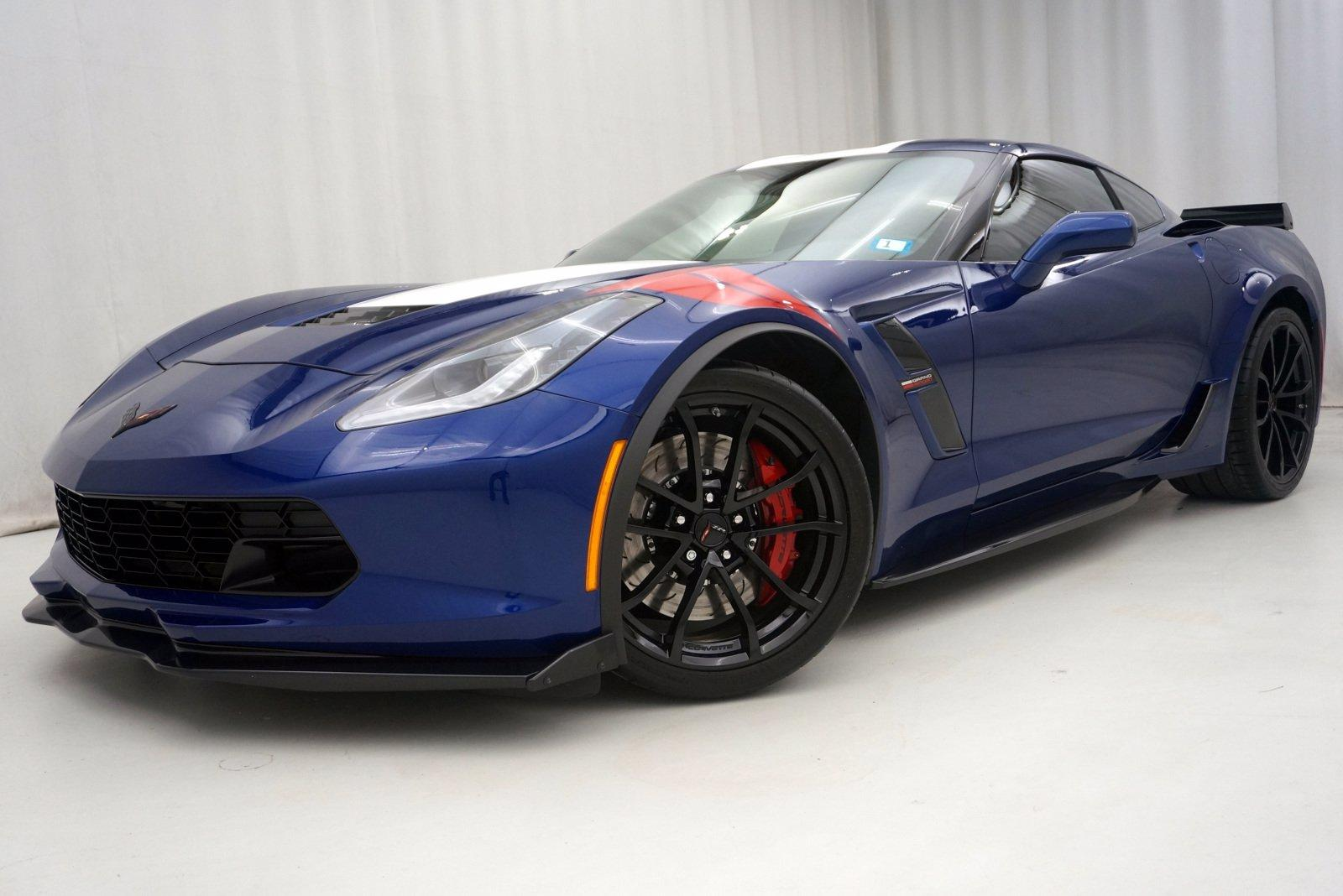 Used 2019 Chevrolet Corvette Grand Sport 1LT | King of Prussia, PA