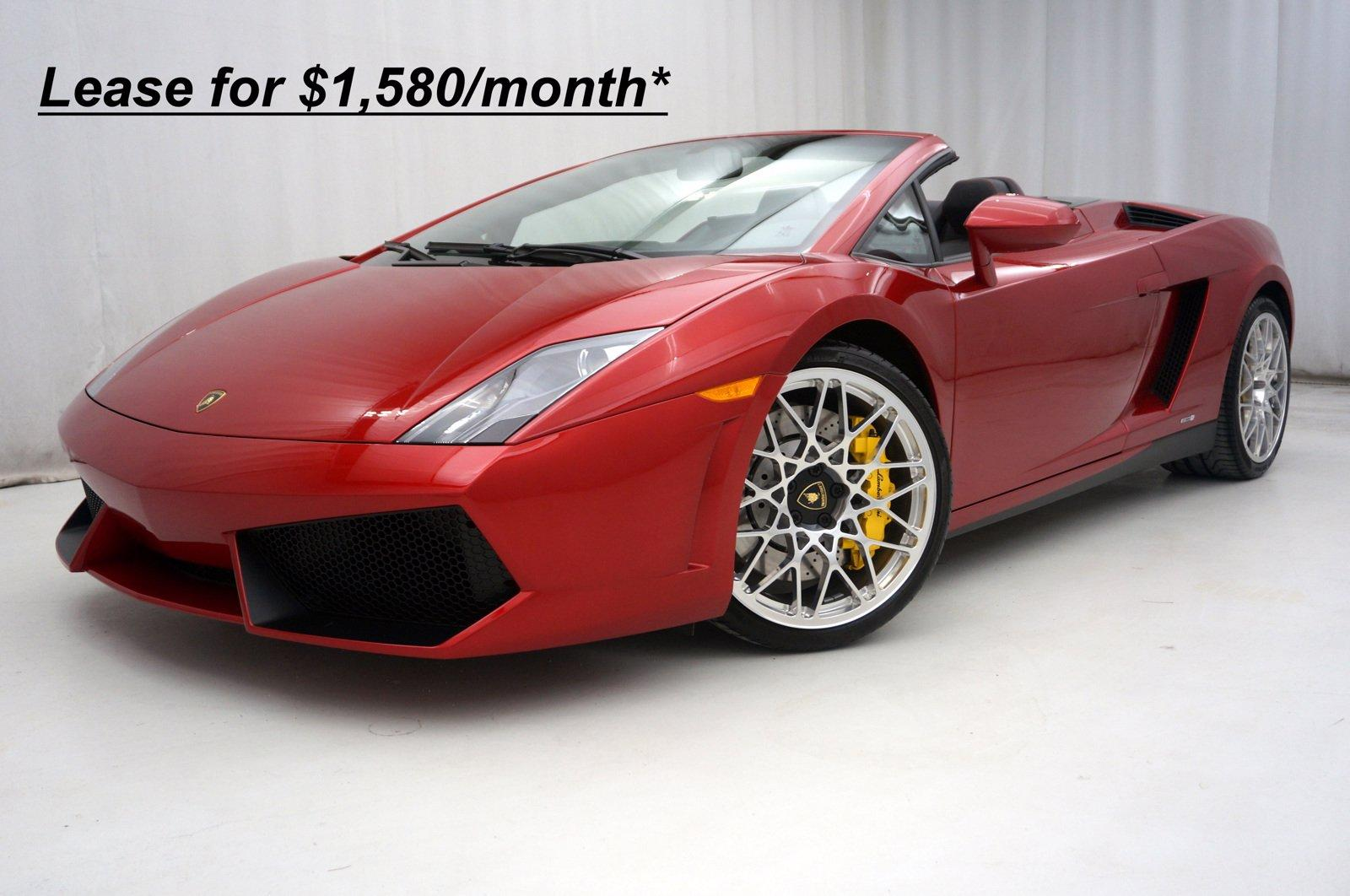 Used 2012 Lamborghini Gallardo  | King of Prussia, PA