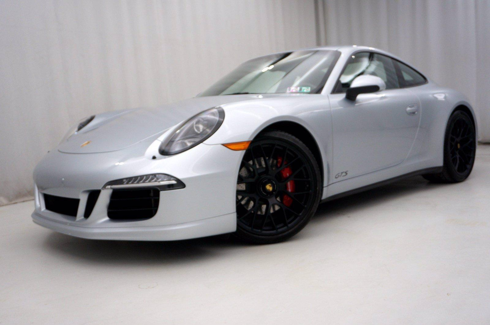 Used 2015 Porsche 911 Carrera GTS | King of Prussia, PA