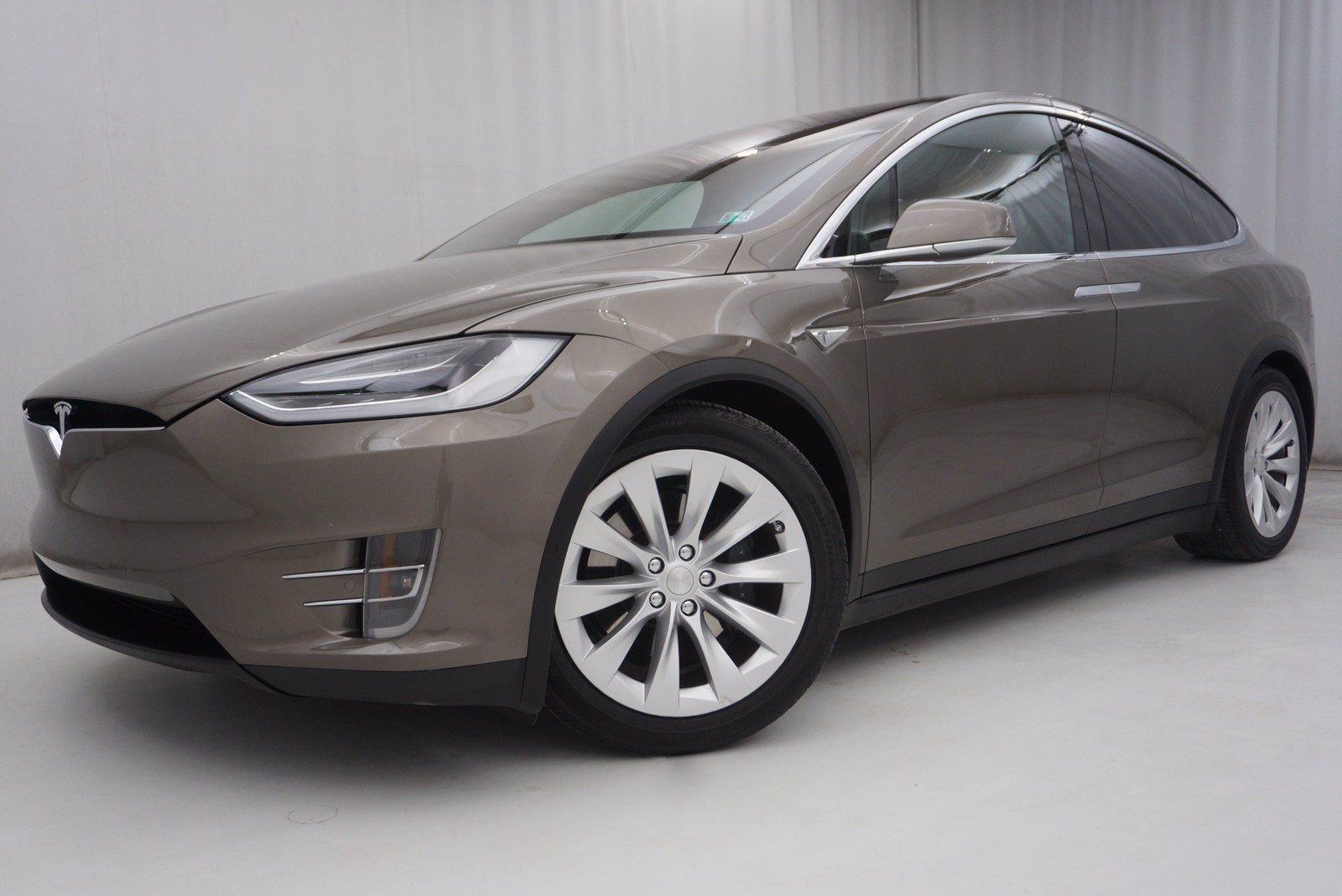 Used 2016 Tesla Model X 90D | King of Prussia, PA