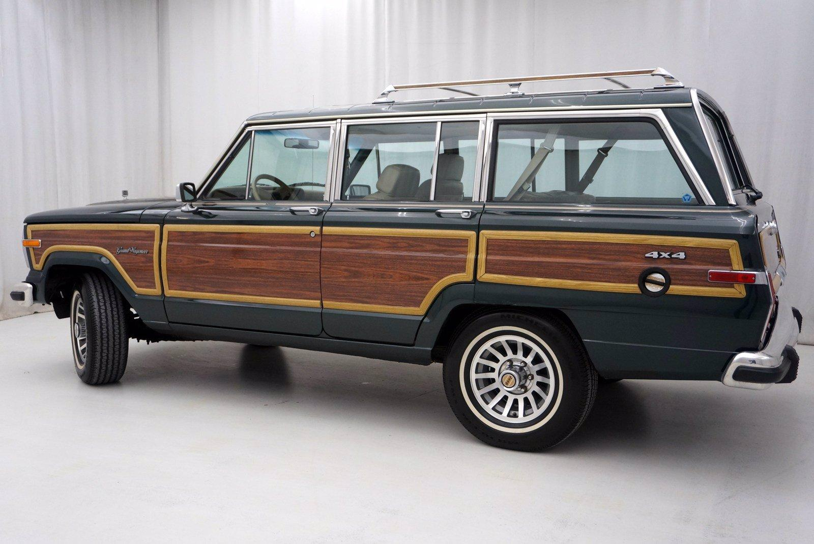 Used-1991-Jeep-Grand-Wagoneer