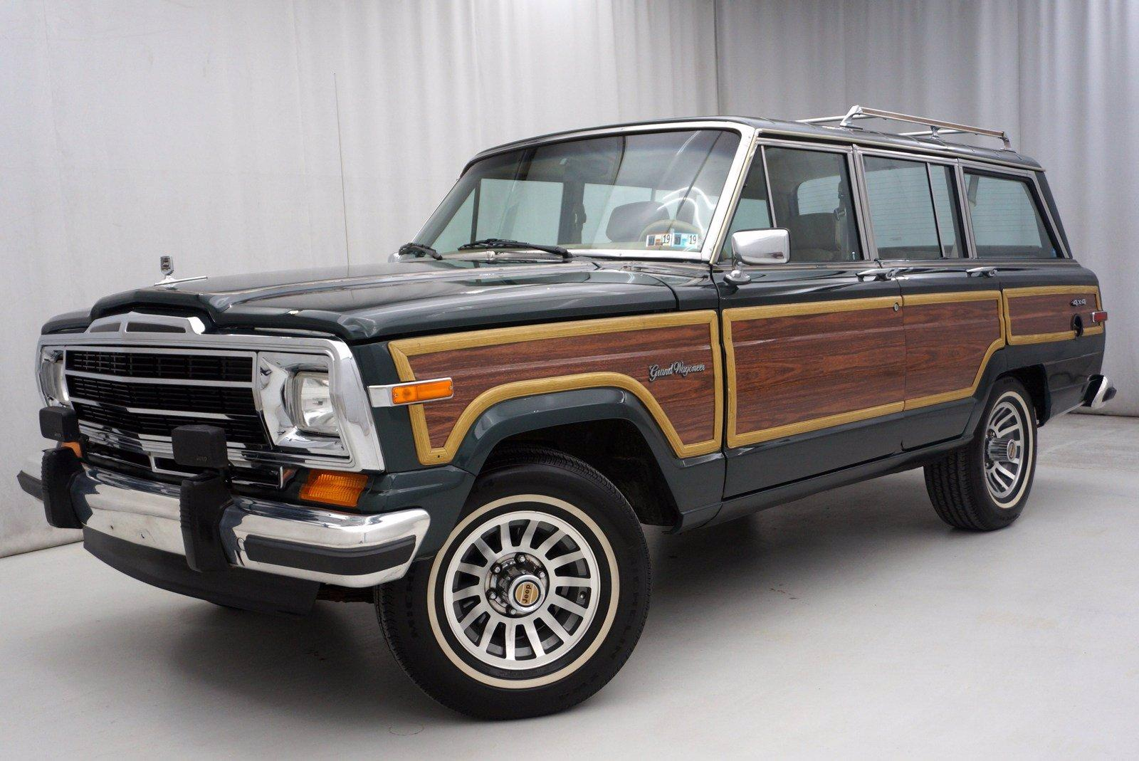 Used 1991 Jeep Grand Wagoneer  | King of Prussia, PA