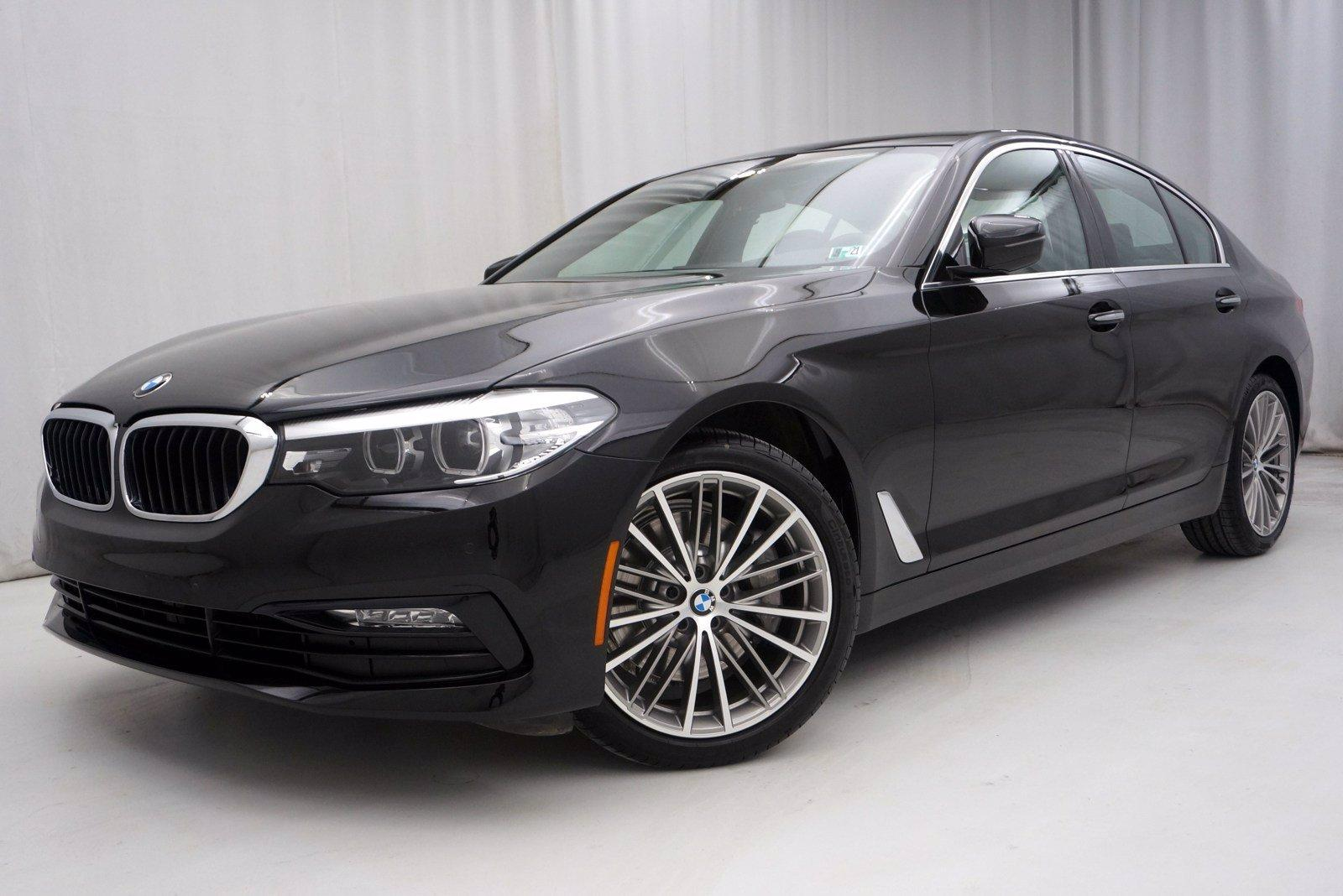 Used 2018 BMW 5 Series 540d xDrive | King of Prussia, PA
