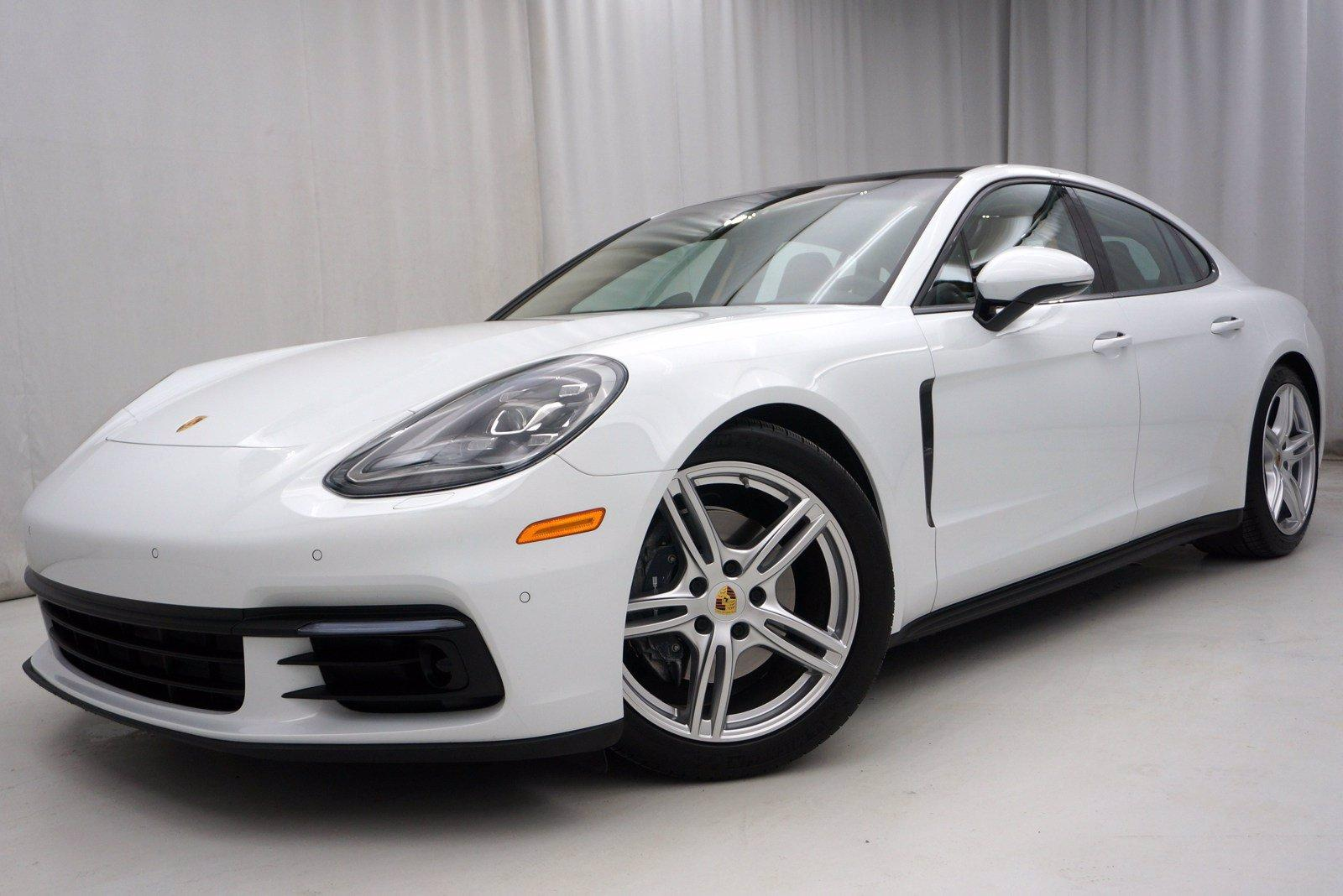 Used 2017 Porsche Panamera 4   King of Prussia, PA