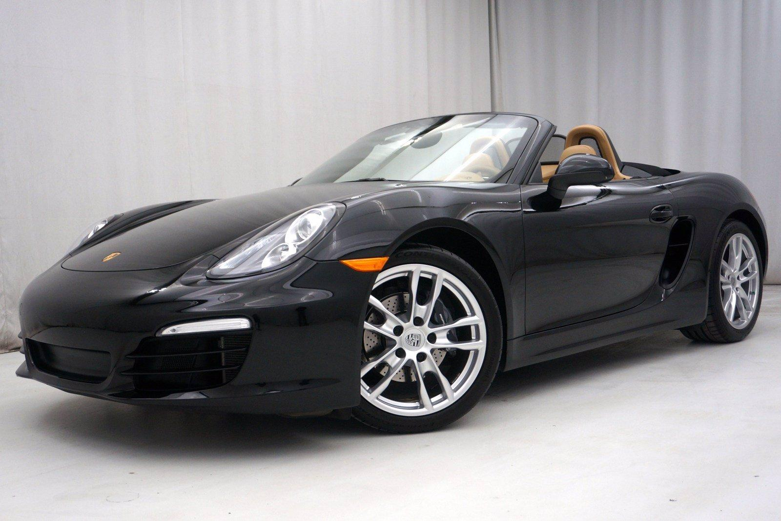 Used 2015 Porsche Boxster    King of Prussia, PA
