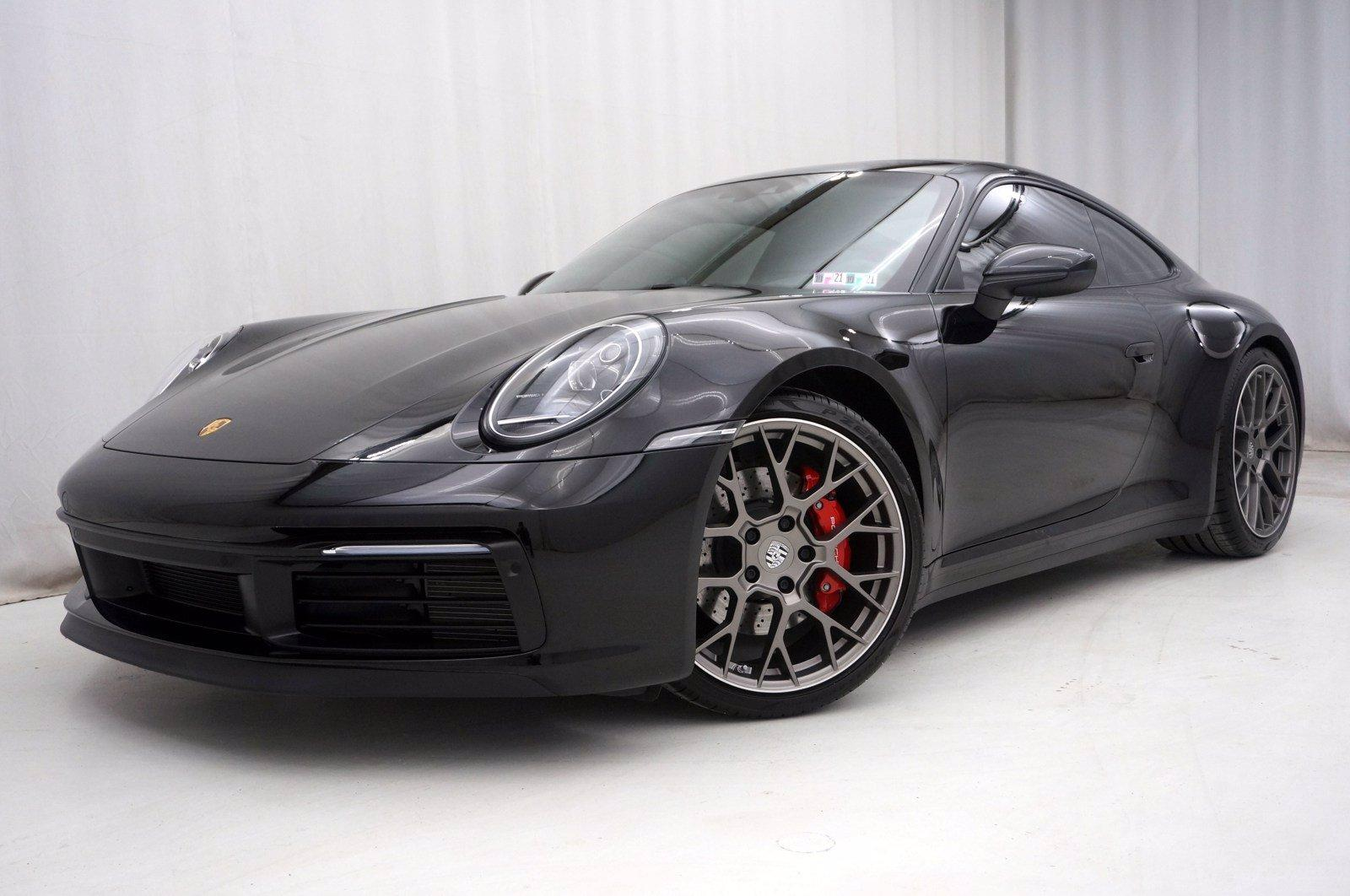 Used 2020 Porsche 911 Carrera 4S | King of Prussia, PA