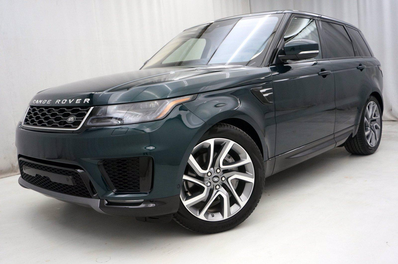 Used 2020 Land Rover Range Rover Sport HSE | King of Prussia, PA