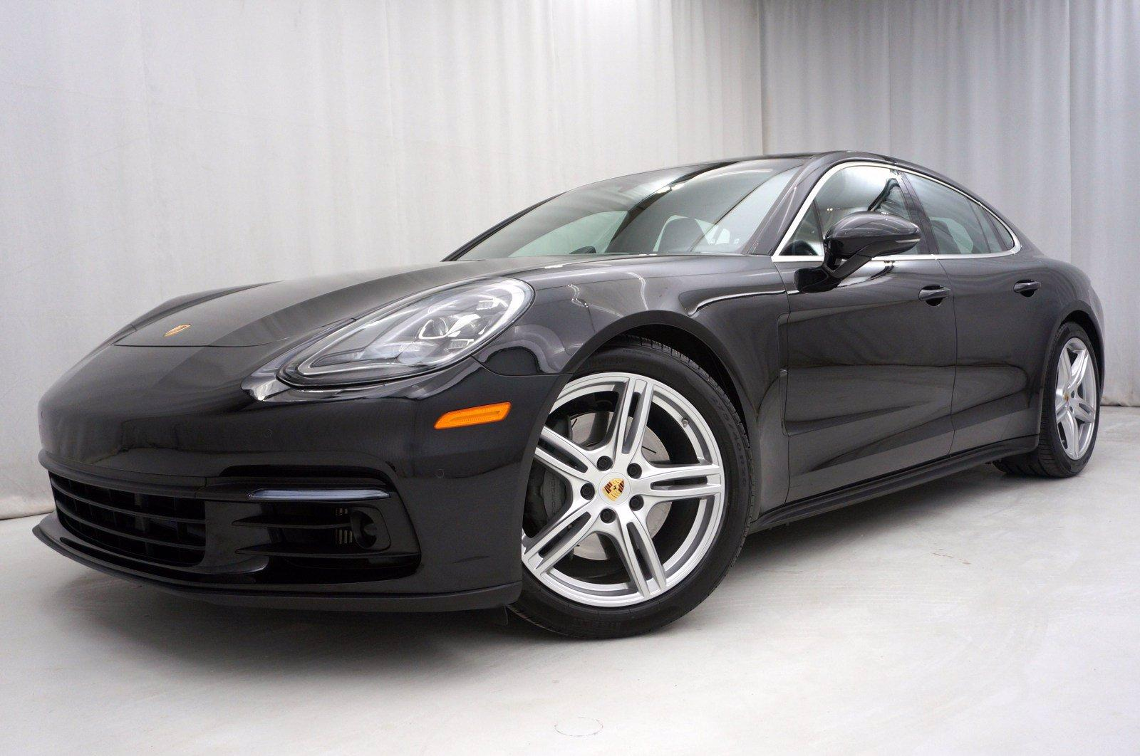 Used 2017 Porsche Panamera 4S | King of Prussia, PA