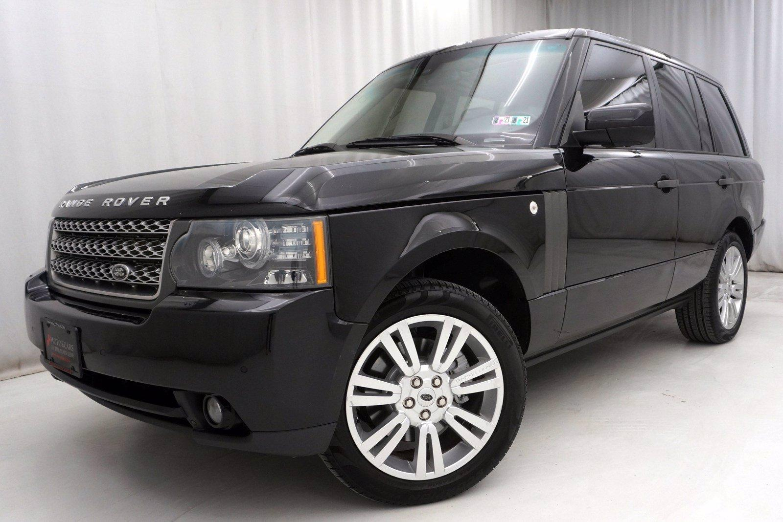 Used 2010 Land Rover Range Rover HSE LUX | King of Prussia, PA