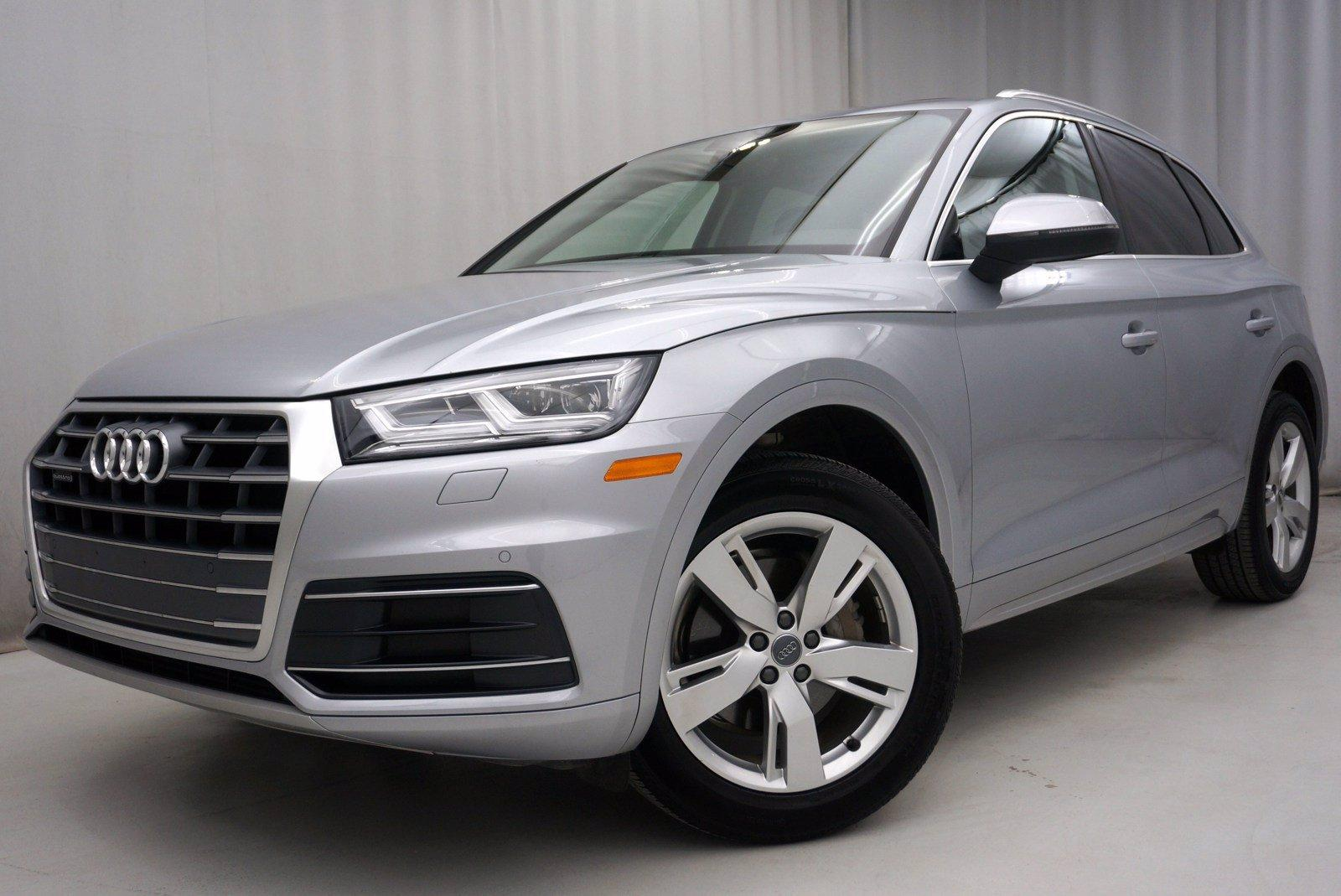 Used 2018 Audi Q5 Premium Plus | King of Prussia, PA