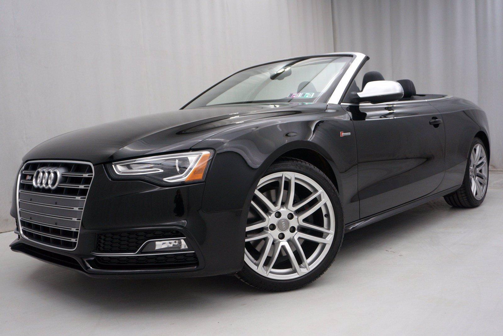 Used 2016 Audi S5 Premium Plus | King of Prussia, PA